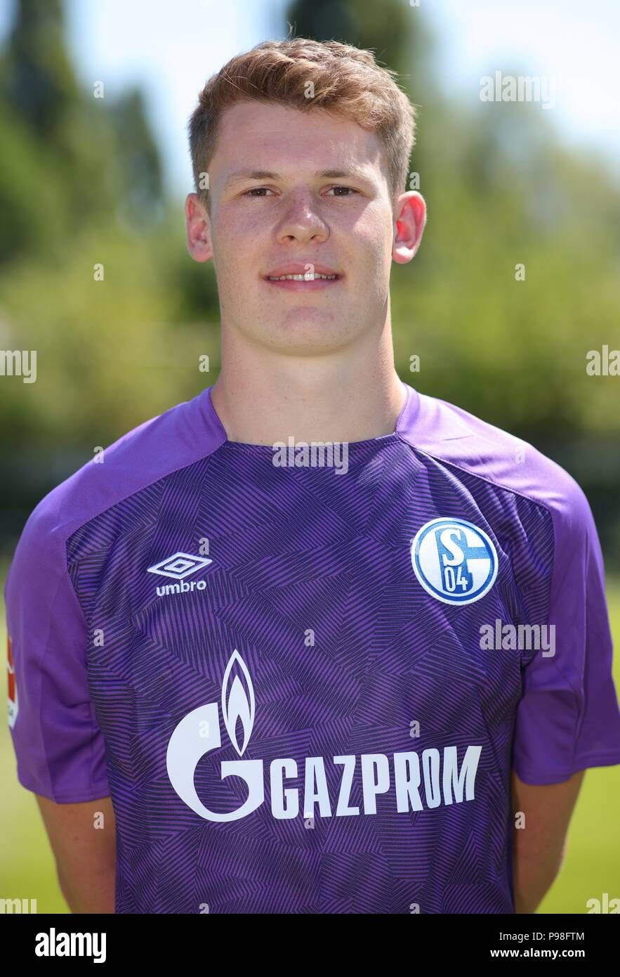Camiseta FC Schalke 04 Alexander Nübel