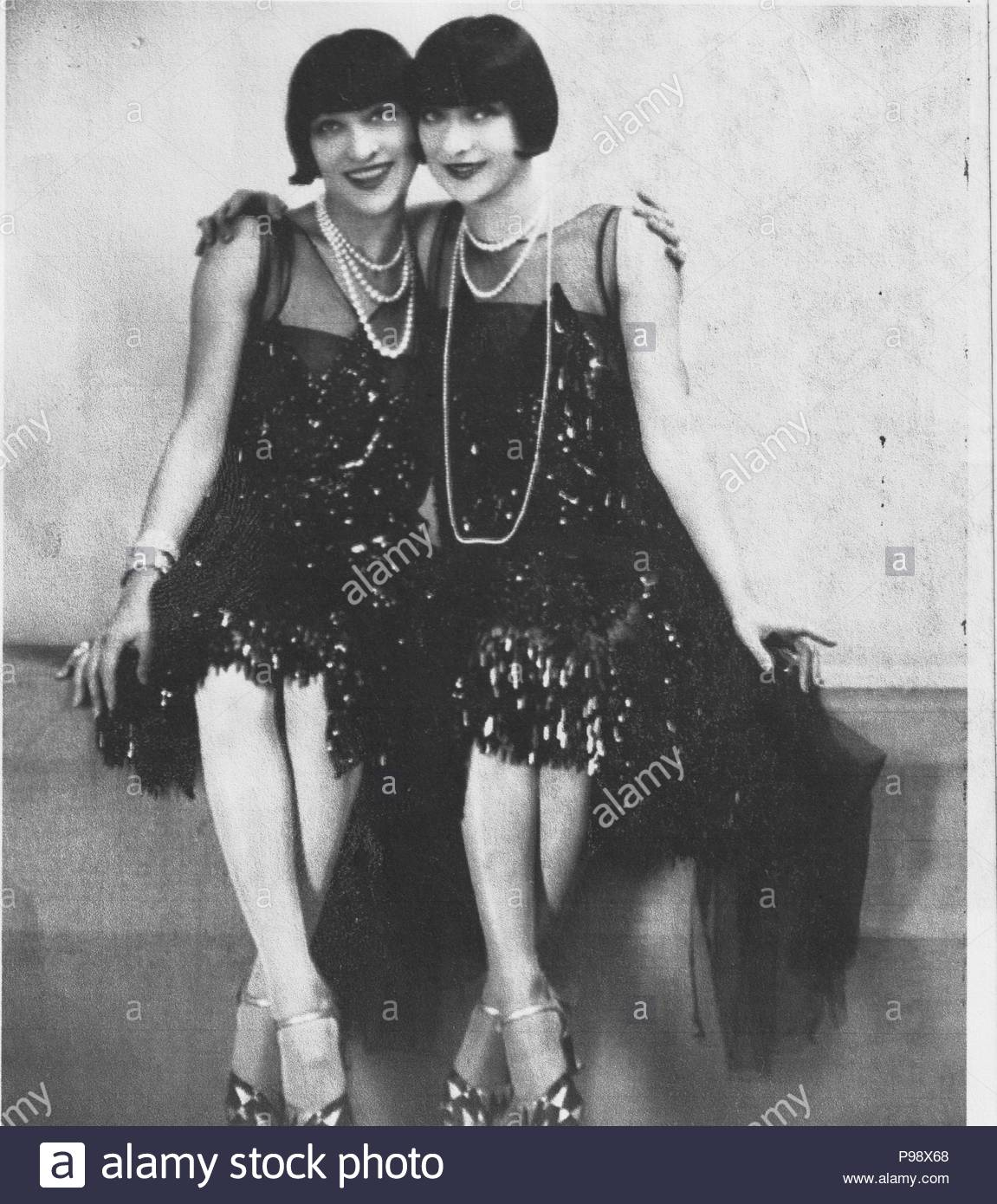 Watch Dolly Sisters video