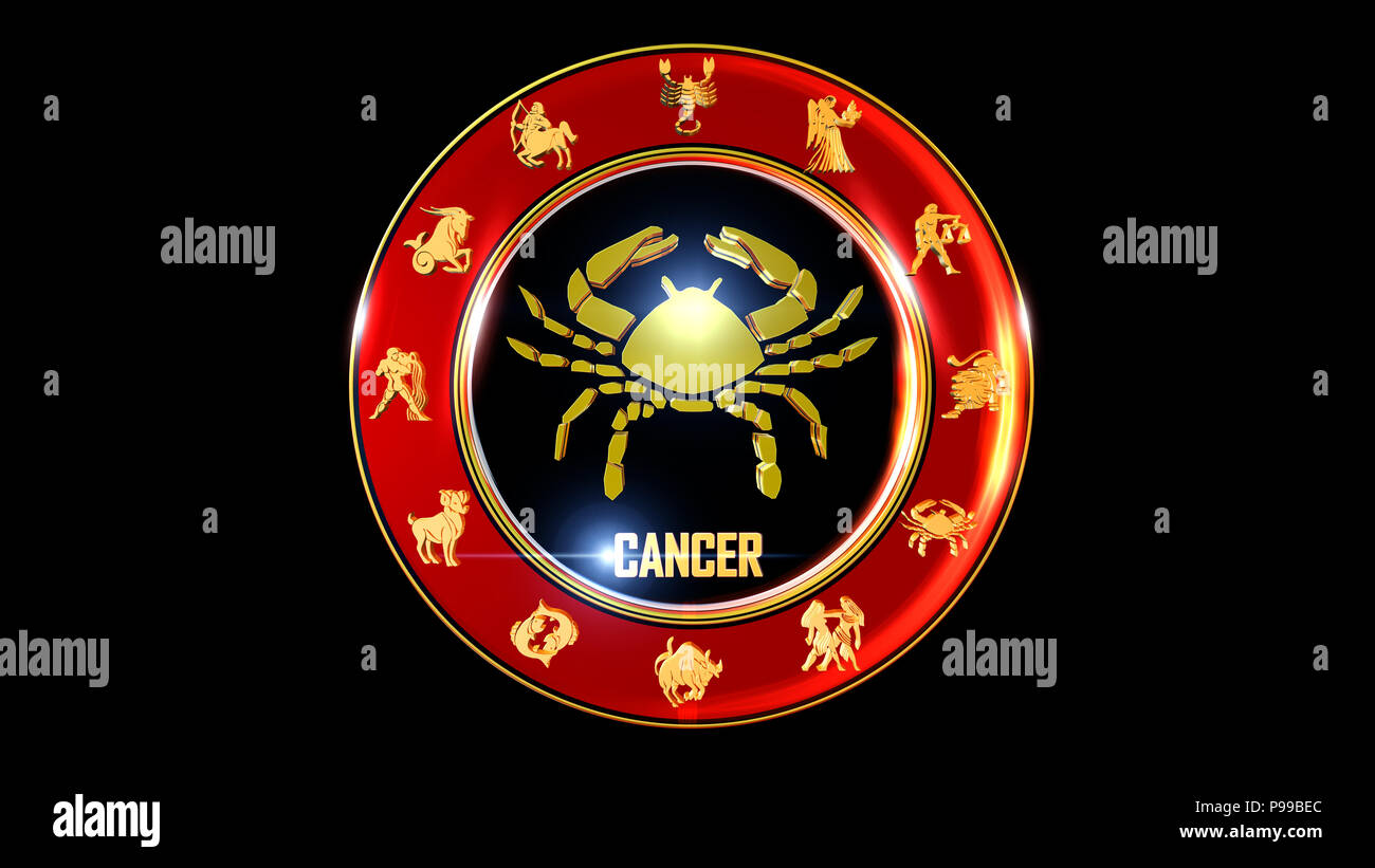 zodiac sign Stock Photo