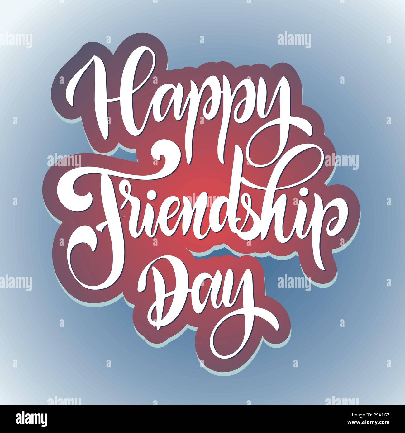 Friendship day hand drawn lettering vector elements for invitations friendship day hand drawn lettering vector elements for invitations posters greeting cards t shirt design friendship quotes m4hsunfo