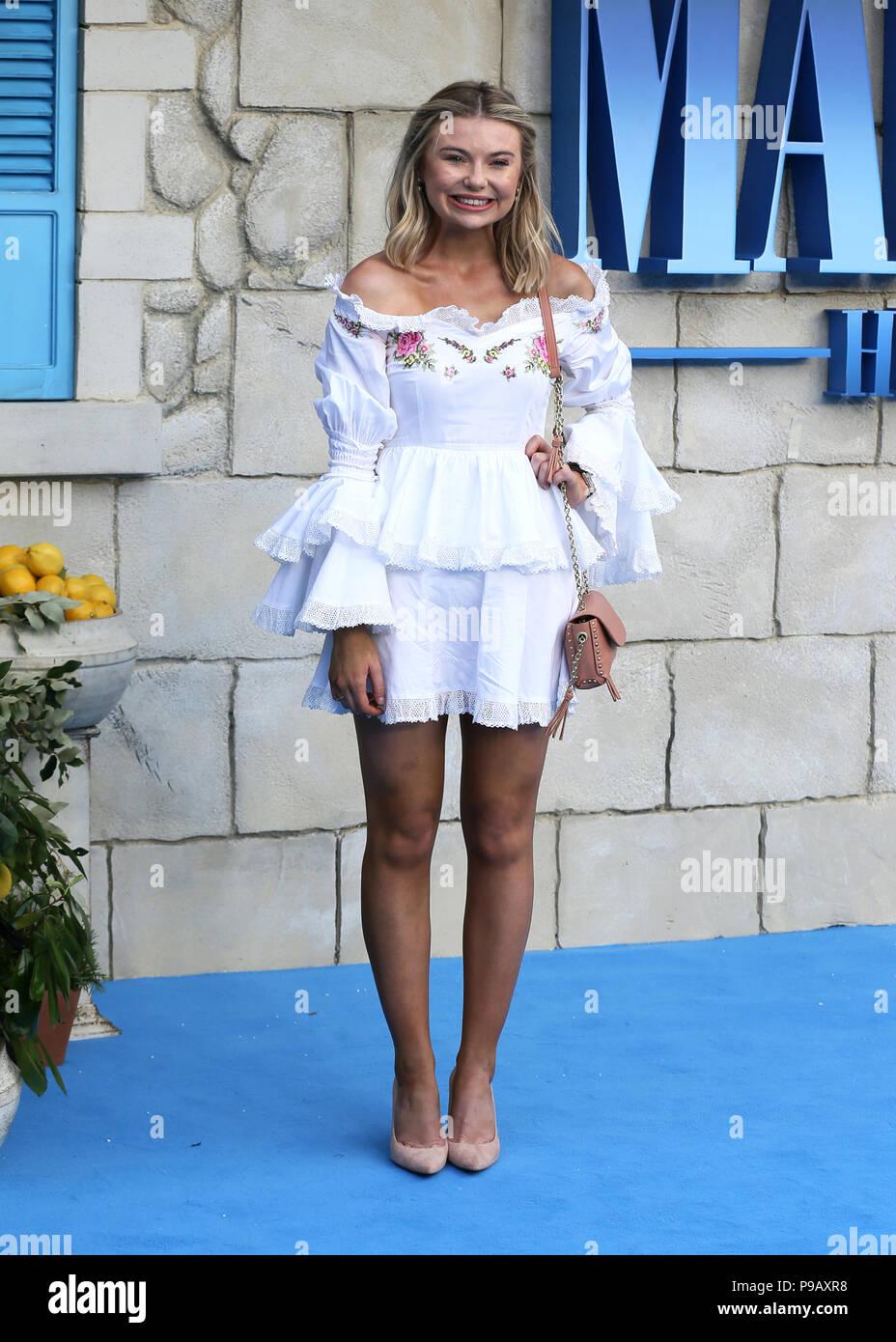 Georgia Toffolo: Mamma Mia! Here We Go Again Premiere -21