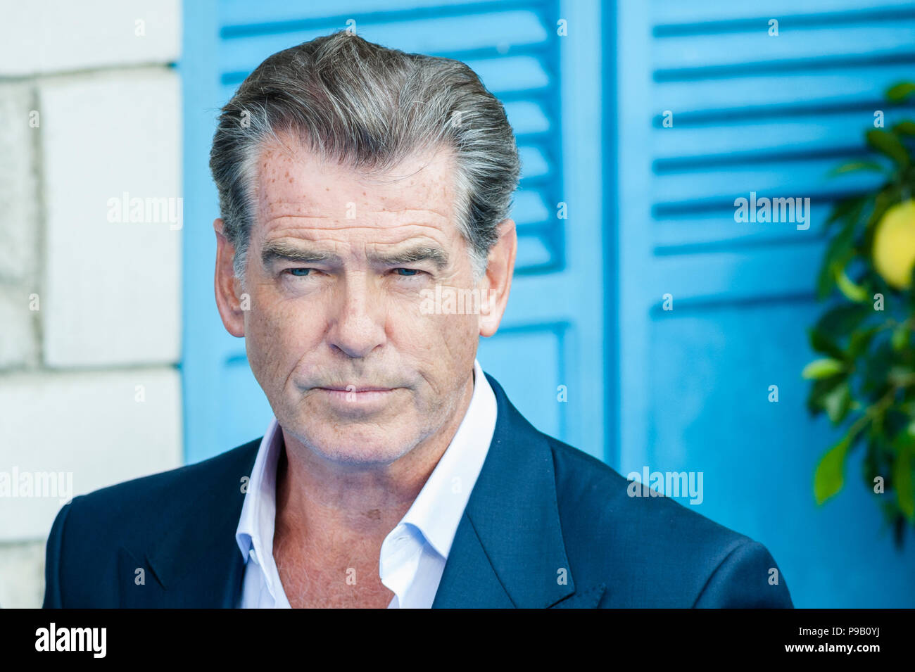 Keely Shaye Smith Pierce Brosnan Stock Photos & Keely Shaye Smith ...