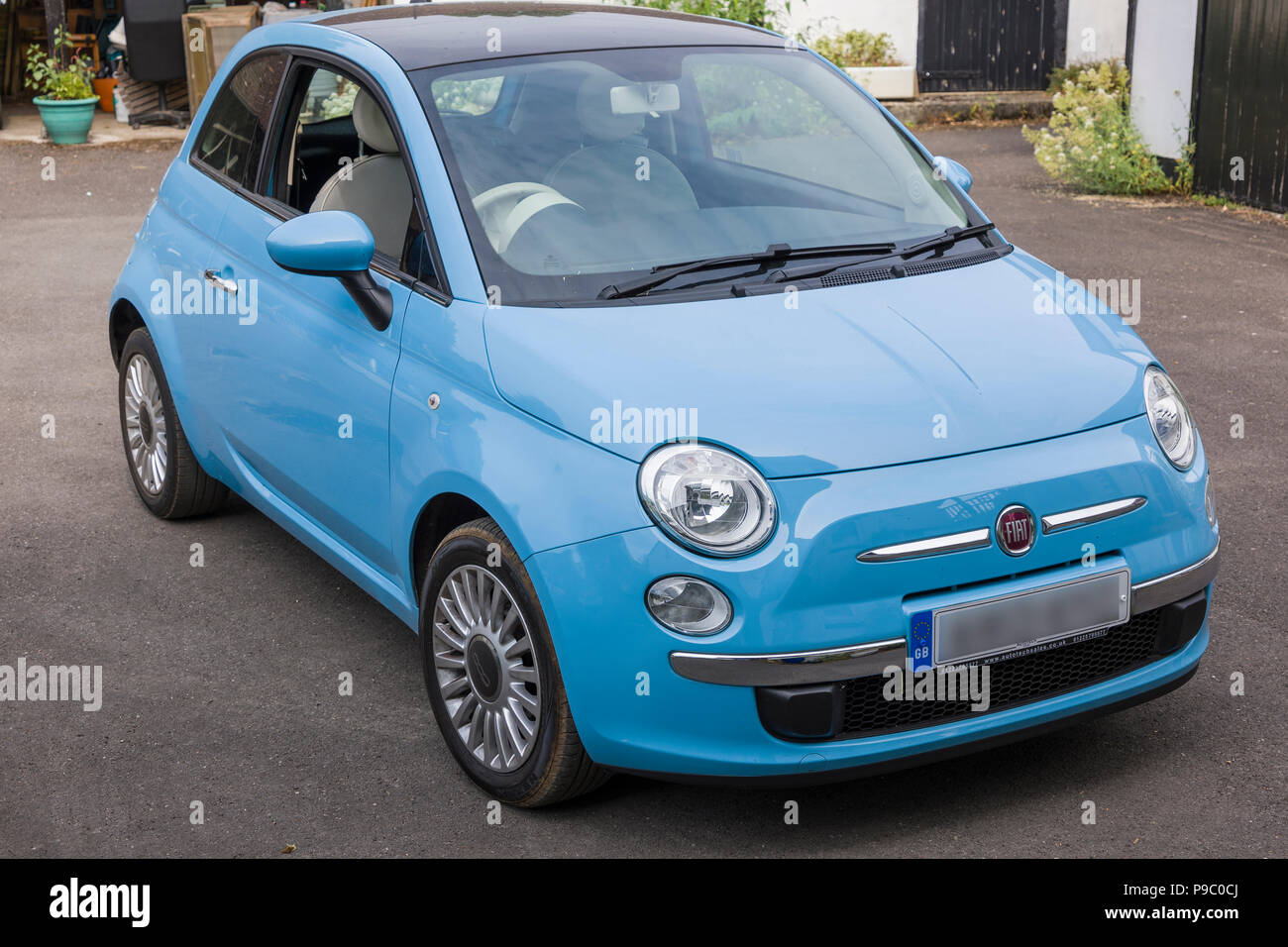 Fiat Mini Stock Photos Fiat Mini Stock Images Alamy