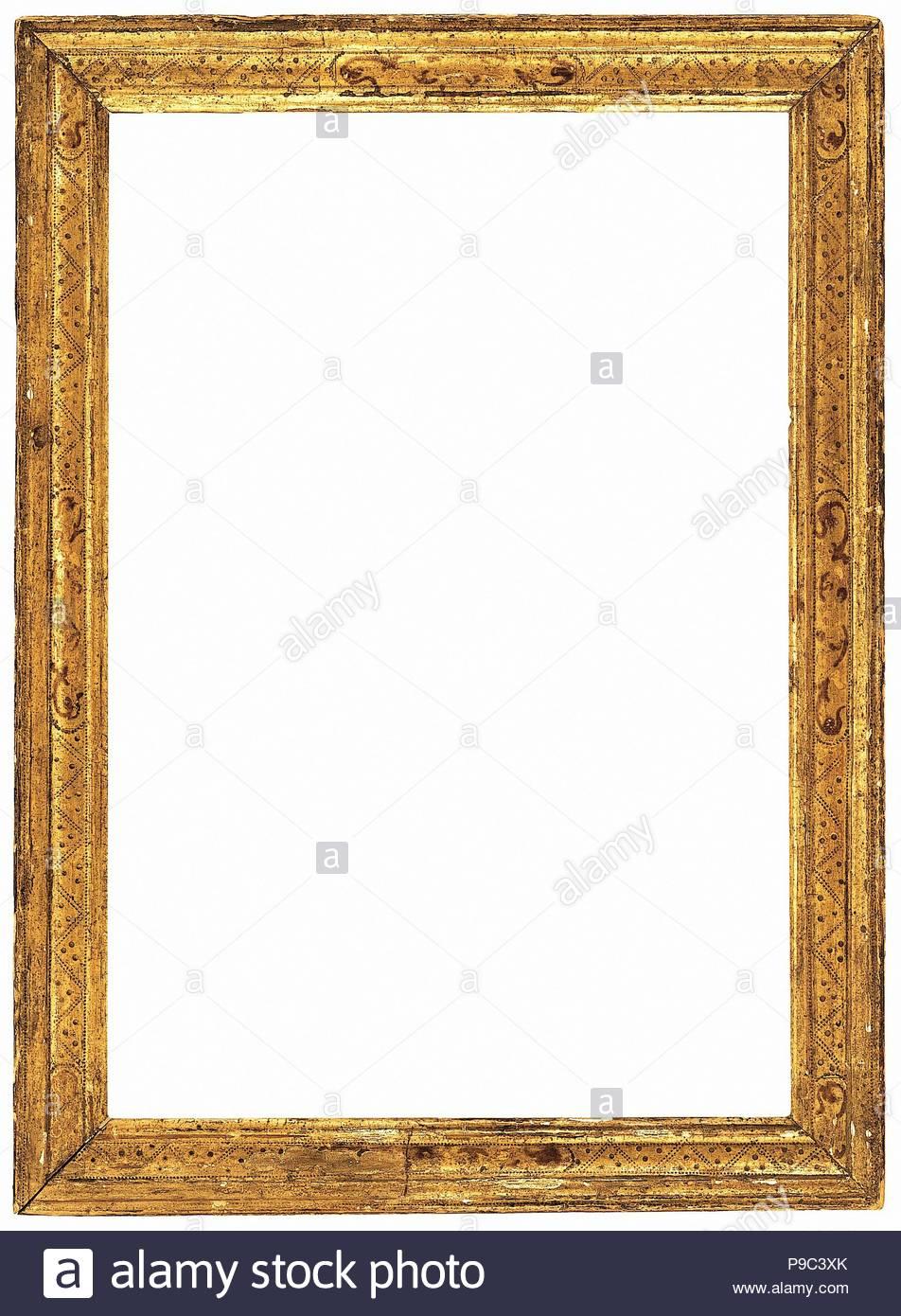 Cassetta frame, early to mid-16th century, Italian, Veneto, Pine ...