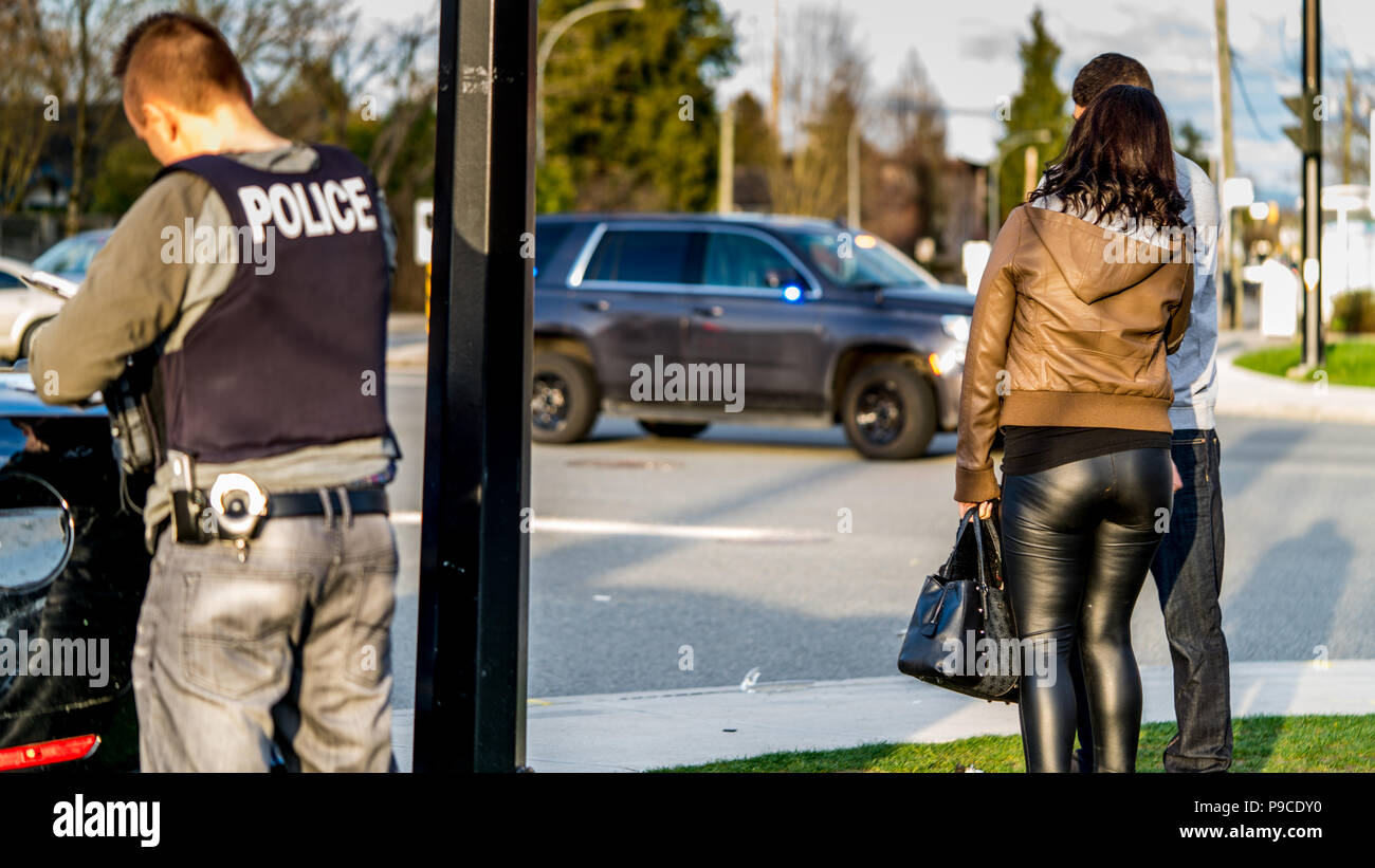Police Accident Report Stock Photos & Police Accident Report