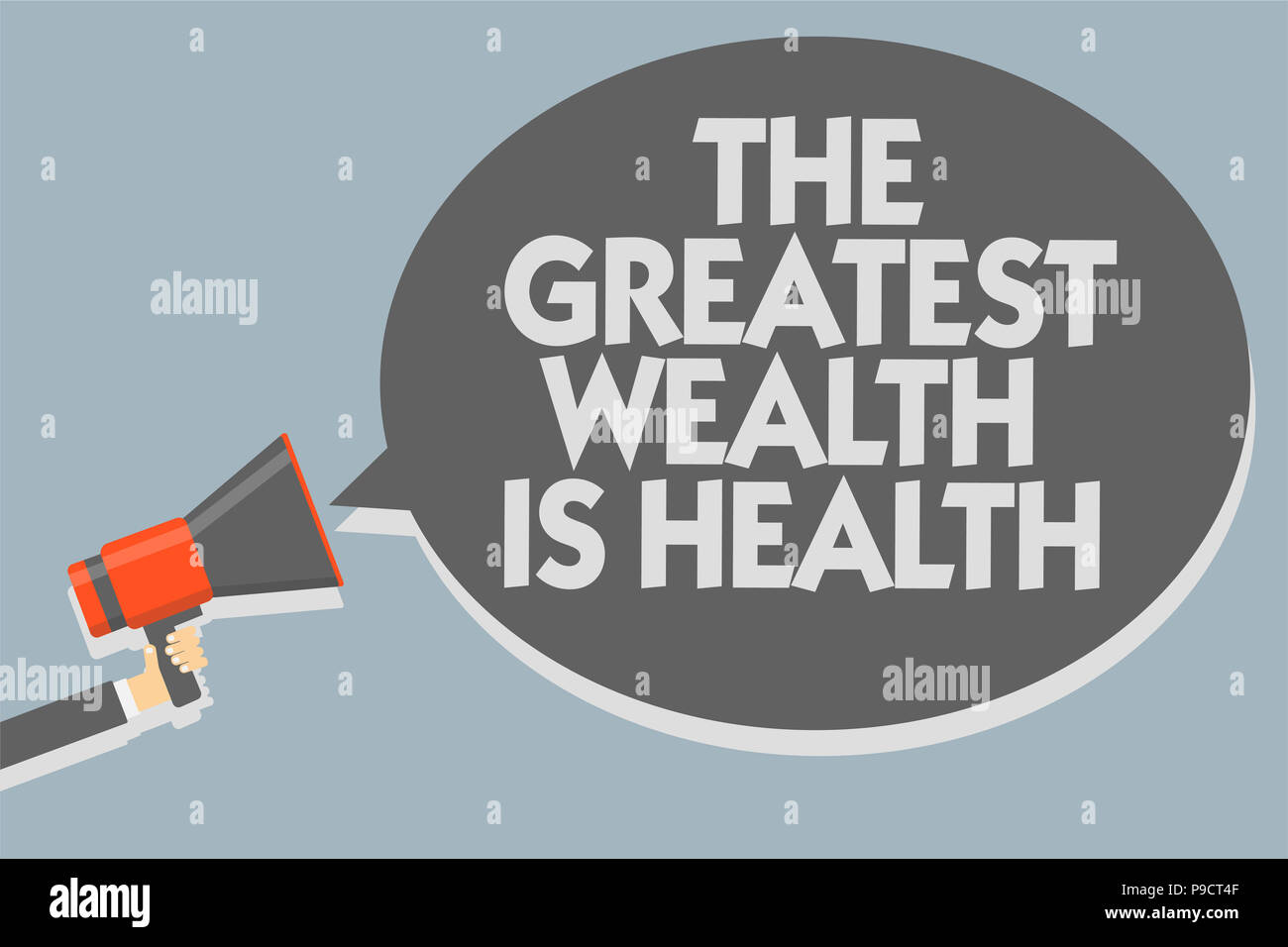 speech on the topic health is wealth