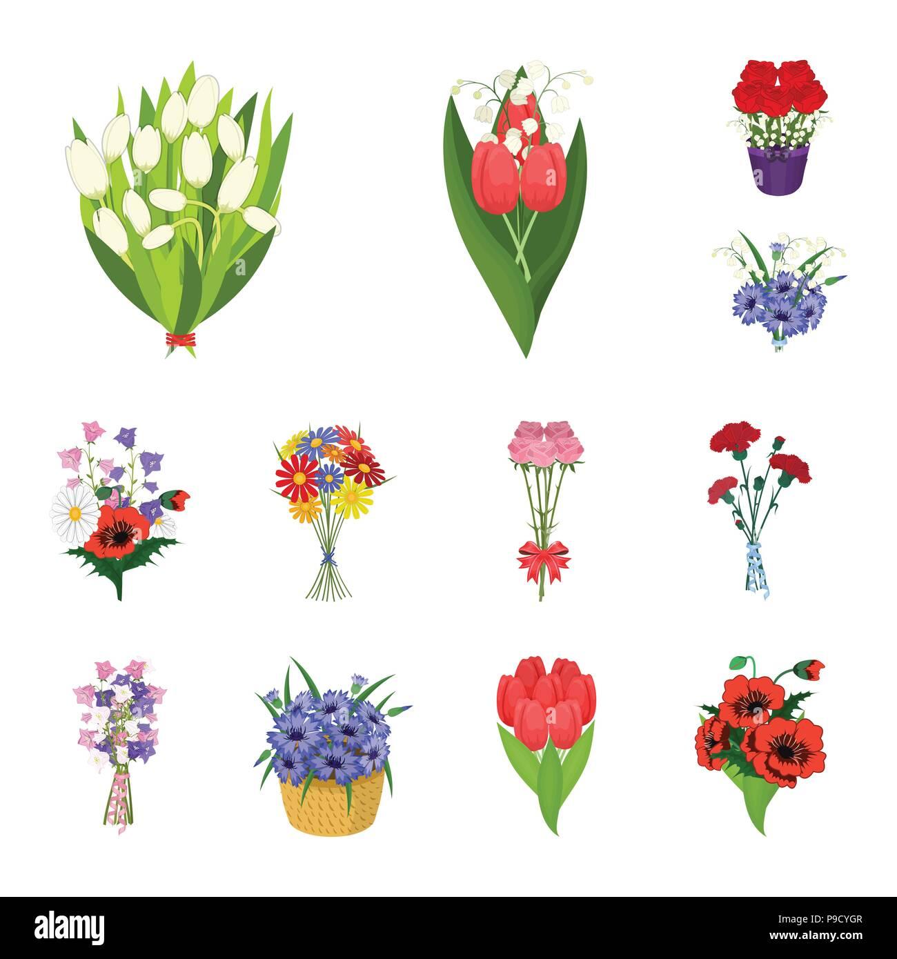 Cartoon Poppy Flower Stock Photos Cartoon Poppy Flower Stock