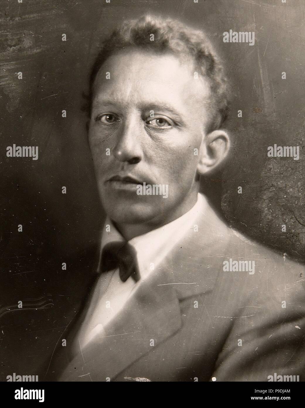 Alexander Blok: portrait, description 56