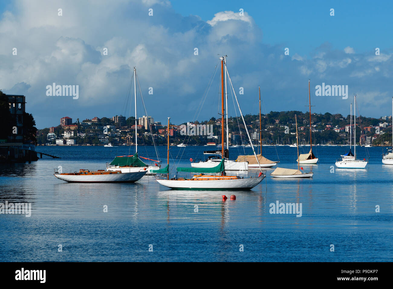 Boats Moored - Stock Image
