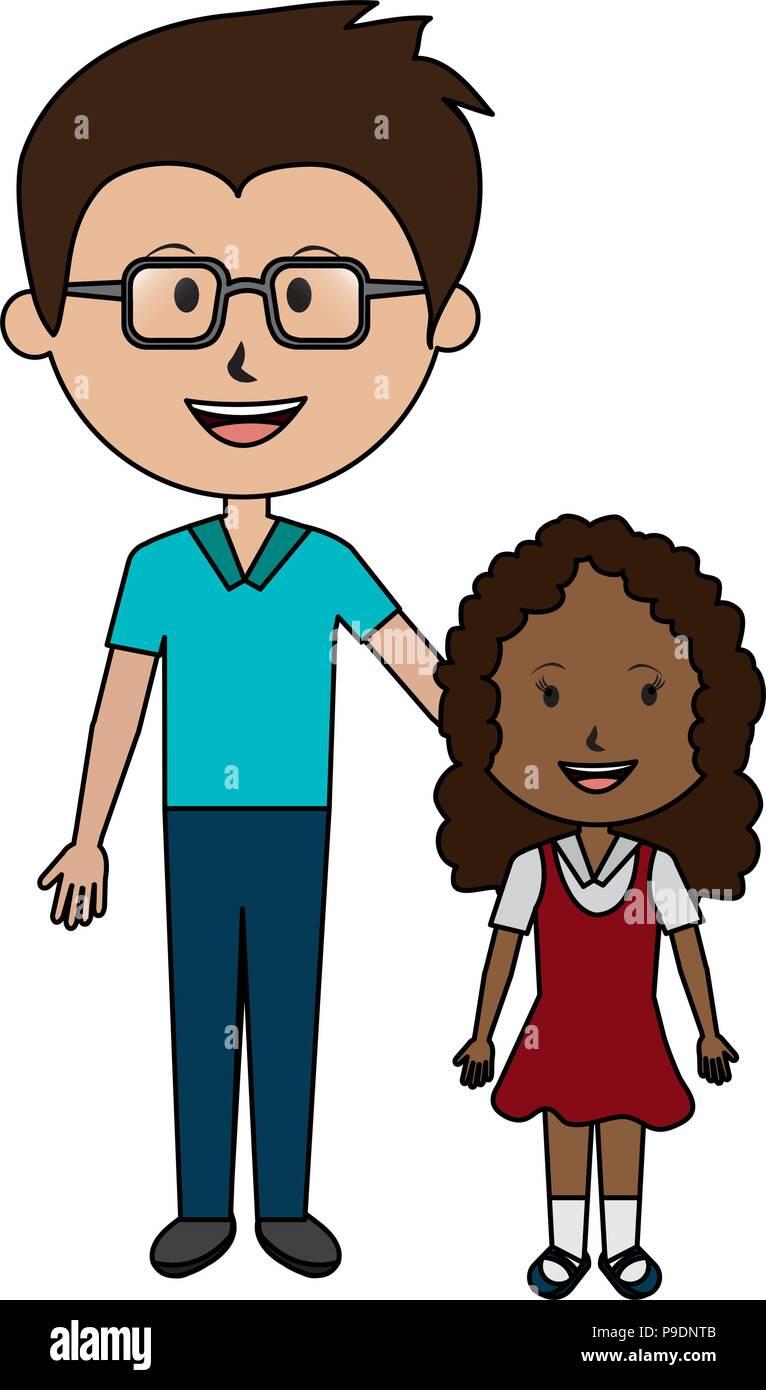 Teacher´s Clipart: Teacher clipart FREEBIE | Teacher clipart, Teacher  cartoon, Fun classroom activities