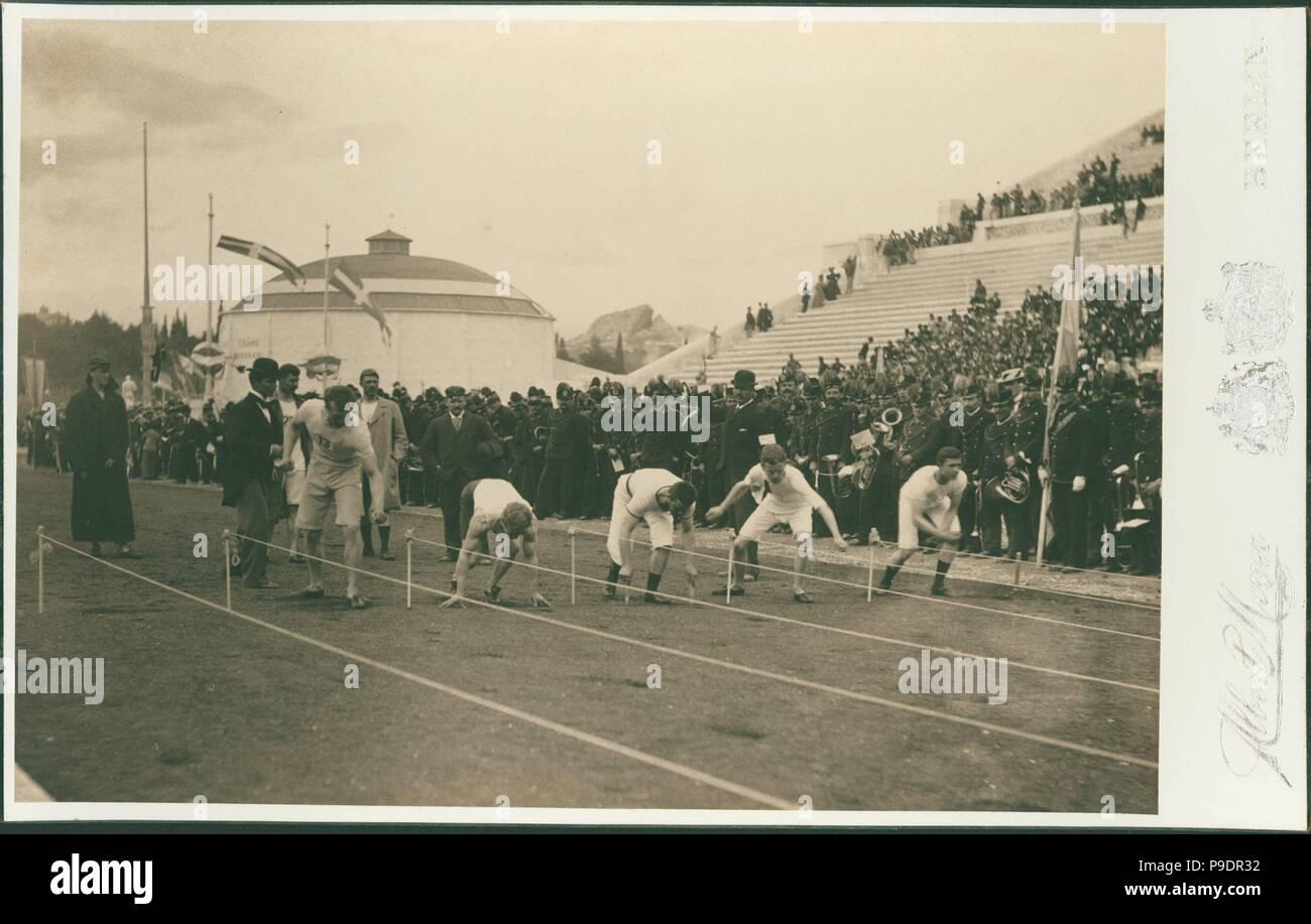 1896 Summer Olympics Stock Pho...