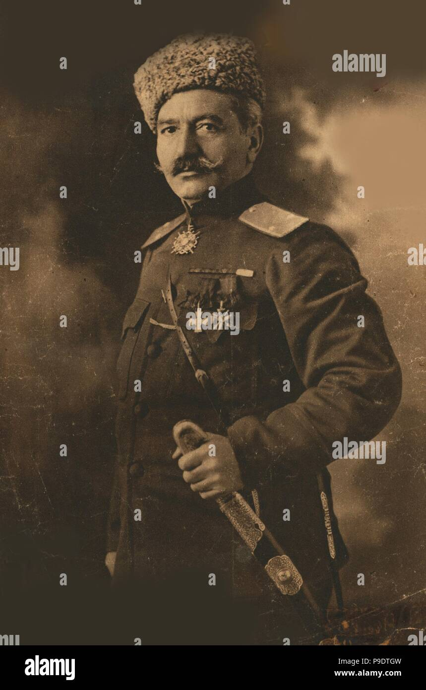 Andranik Ozanyan: biography of the general and interesting facts 6