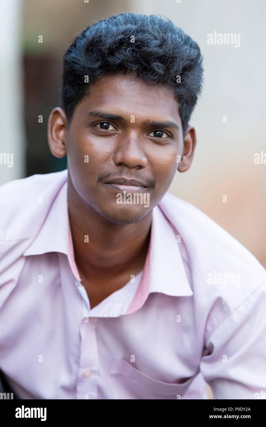 Tamilisches männliches Model #5