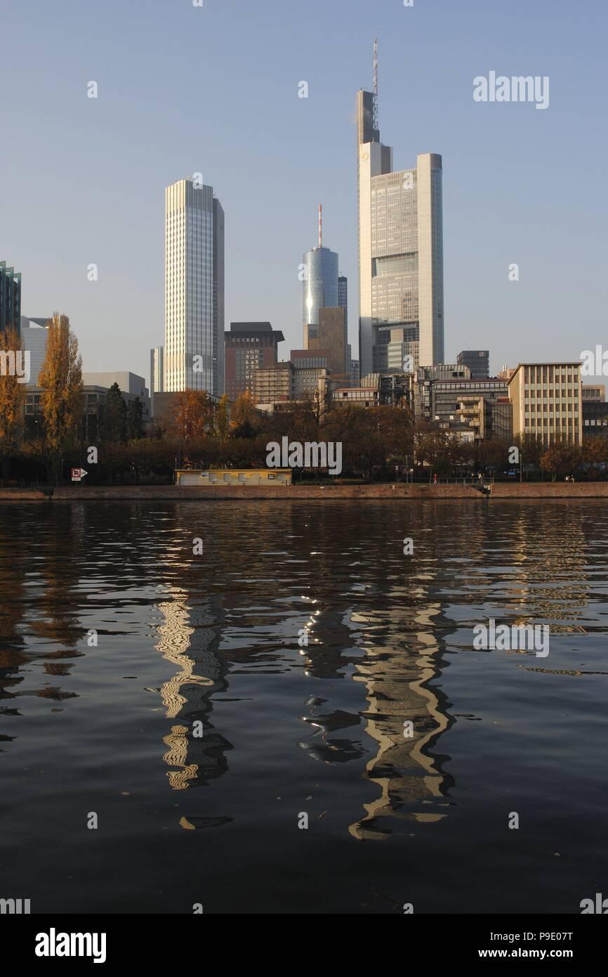 Frankfurt Del Meno