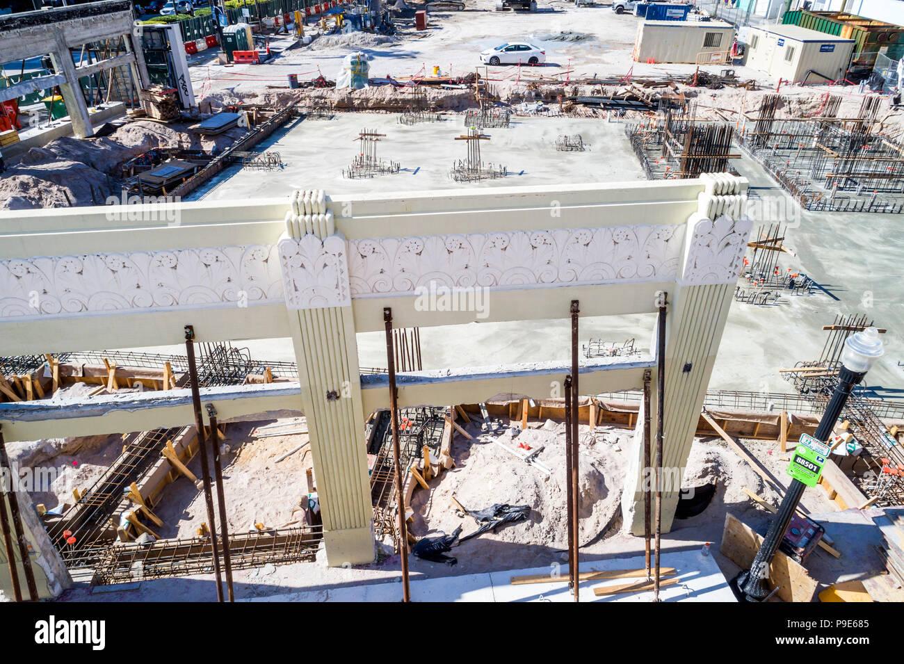 Miami beach florida art deco design district architecture