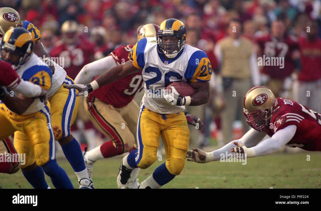 d5bcabaf068 San Francisco 49ers vs. St. Louis Rams at Candlestick Park Sunday