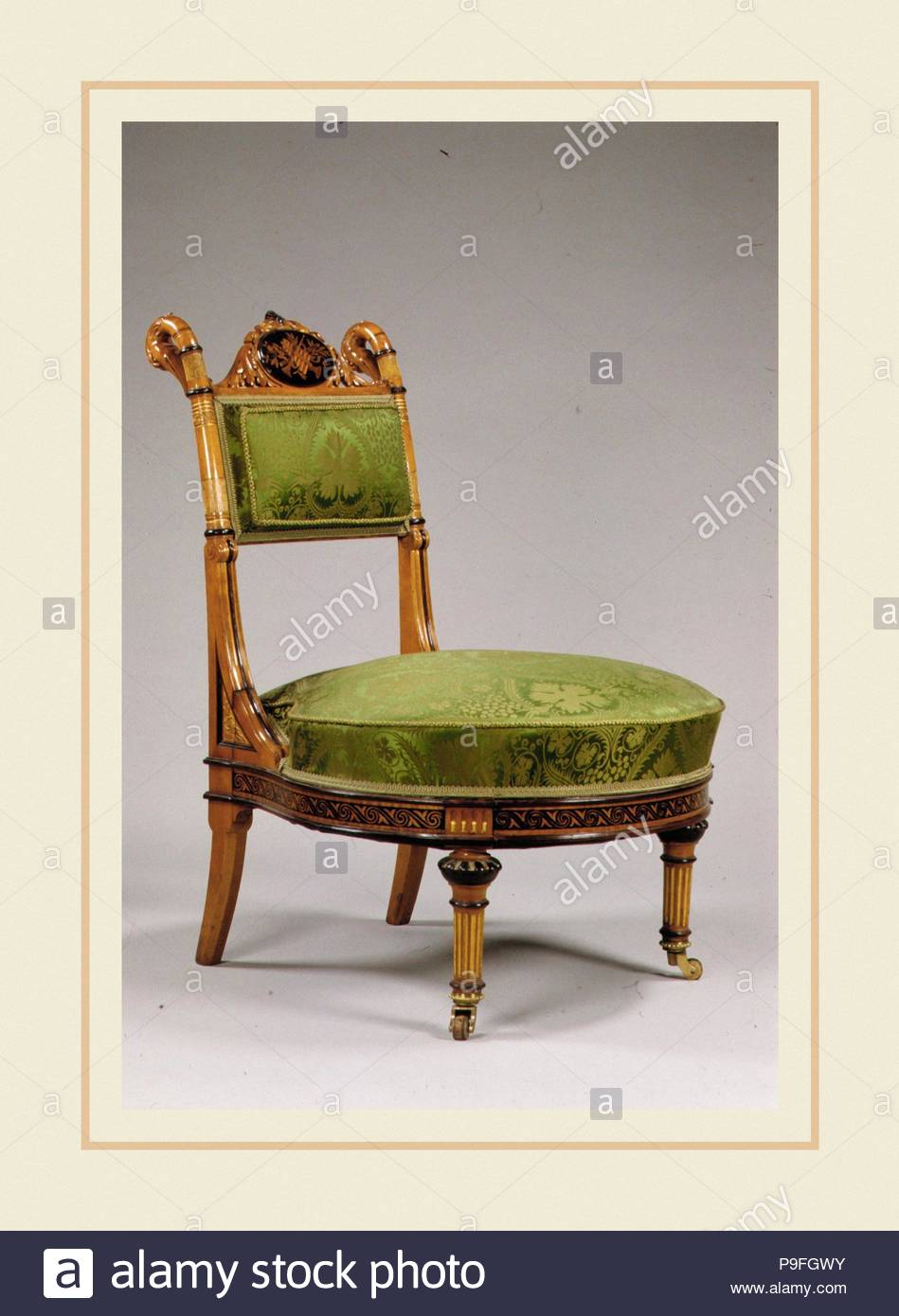 Chair 1867 69 Made In New York New York United States American