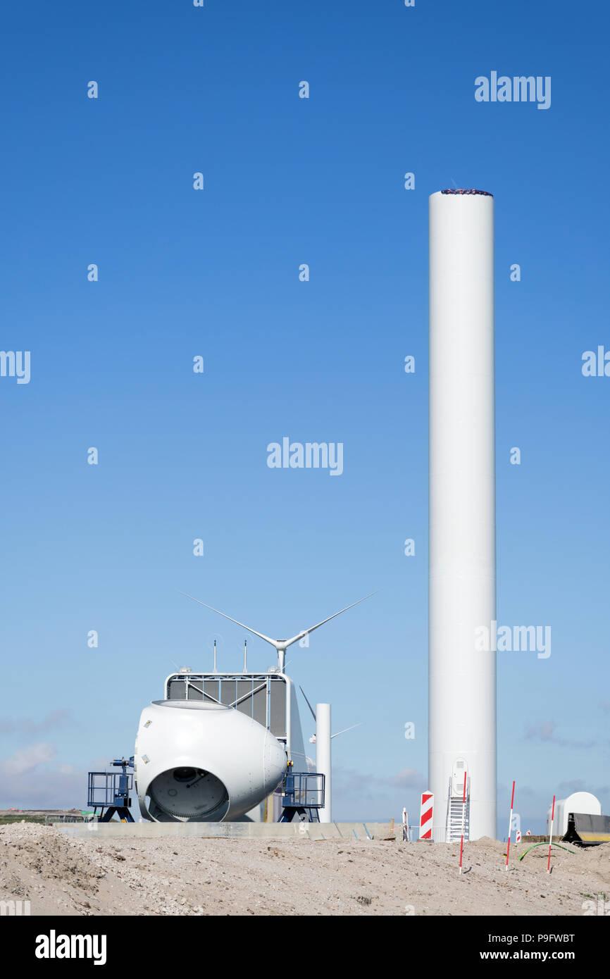 Renewable Energy And Construction Stock Photos Amp Renewable