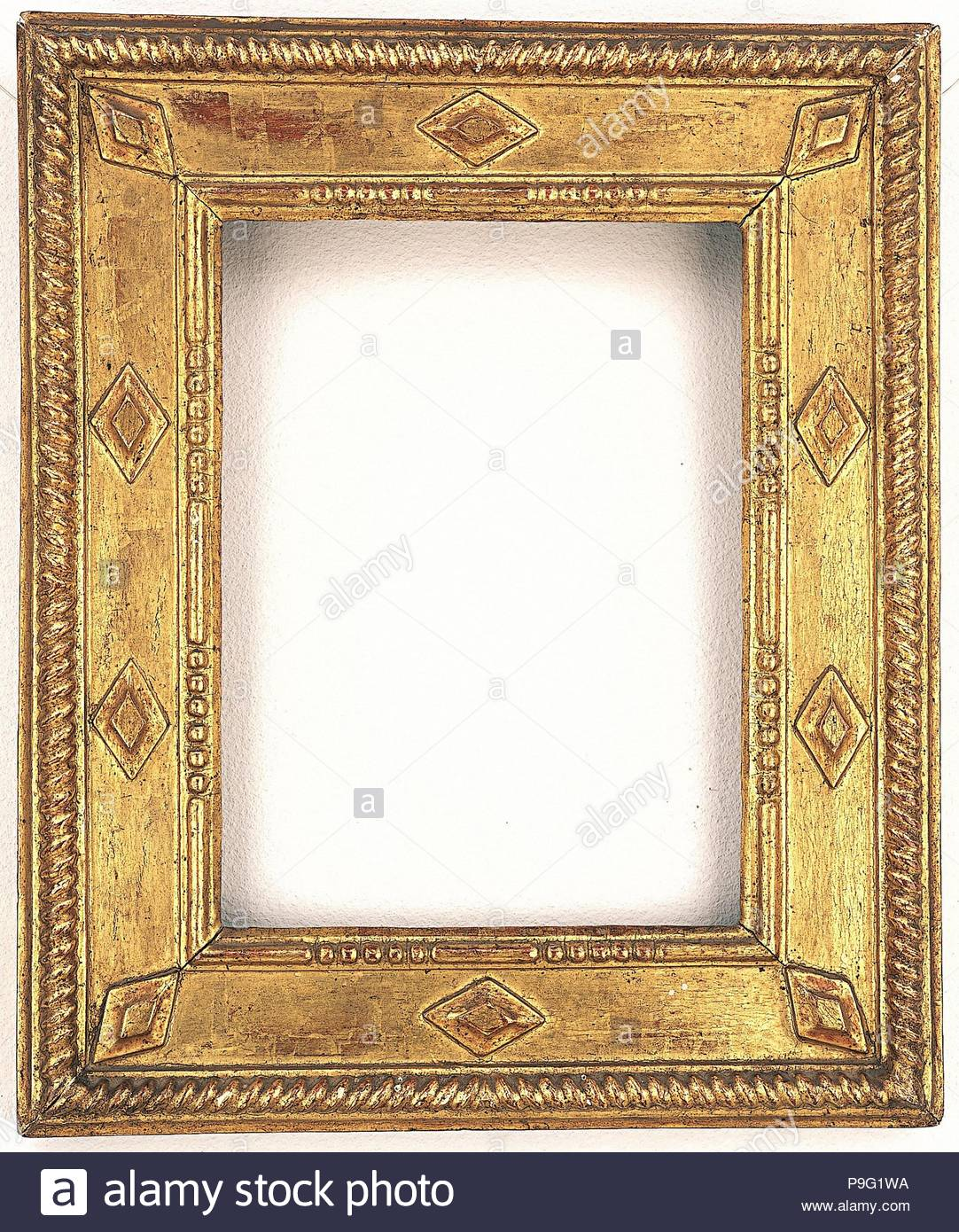 Cassetta Frame Late 16thearly 17th Century Spanish Pear Overall