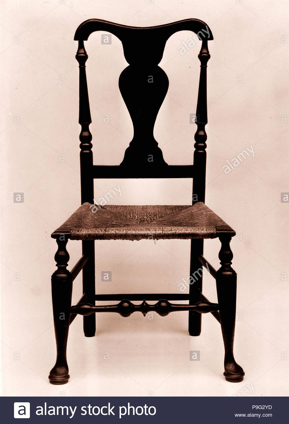 Side Chair, 1780u20131800, Probably Made In Kingston Or Vicinity, New York,  United States, American, Maple, Ash, 40 7/8 X 20 3/8 X 17 3/4 In.