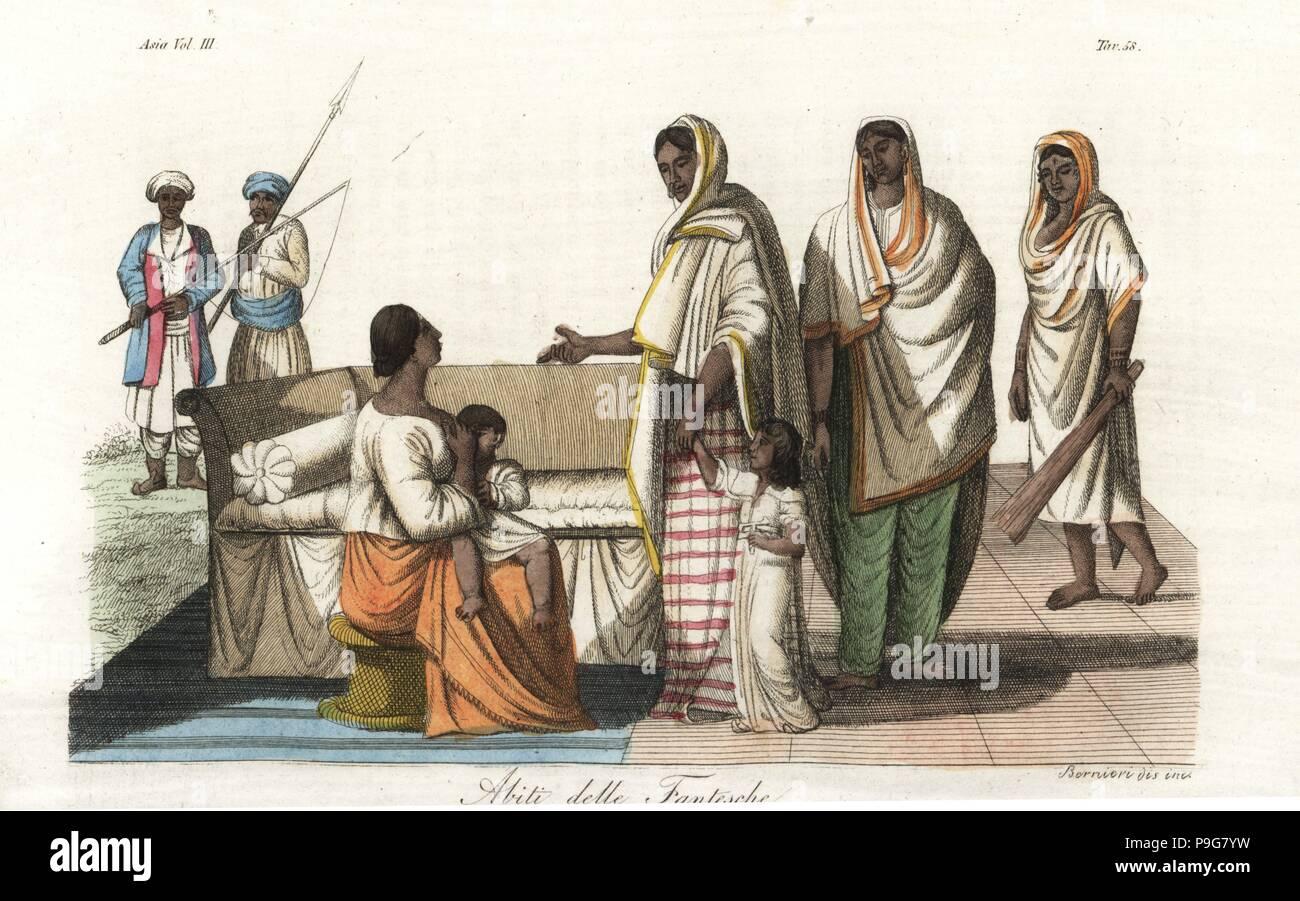 Indian maid servent-4238