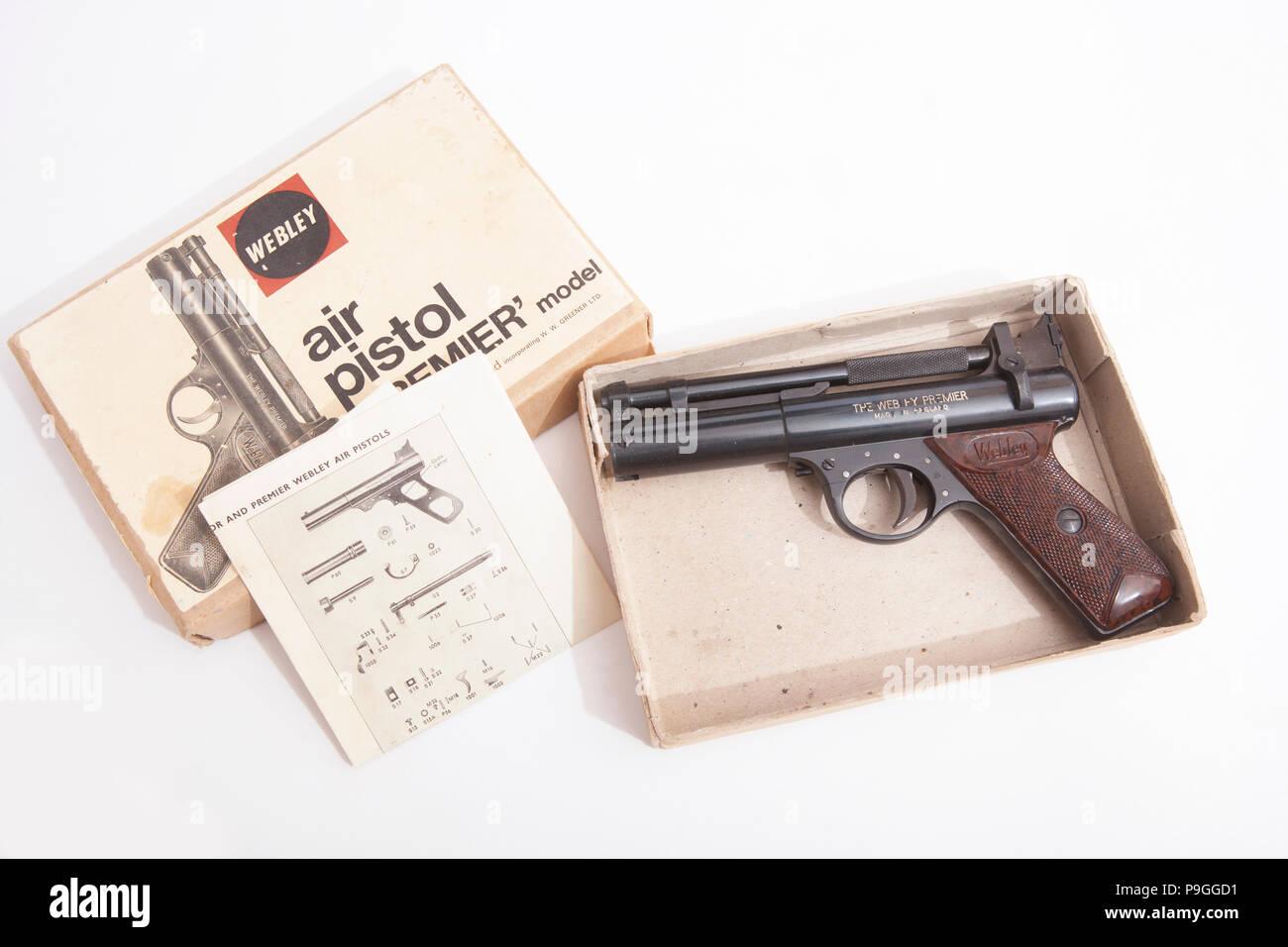 Air Pistol Stock Photos & Air Pistol Stock Images - Alamy