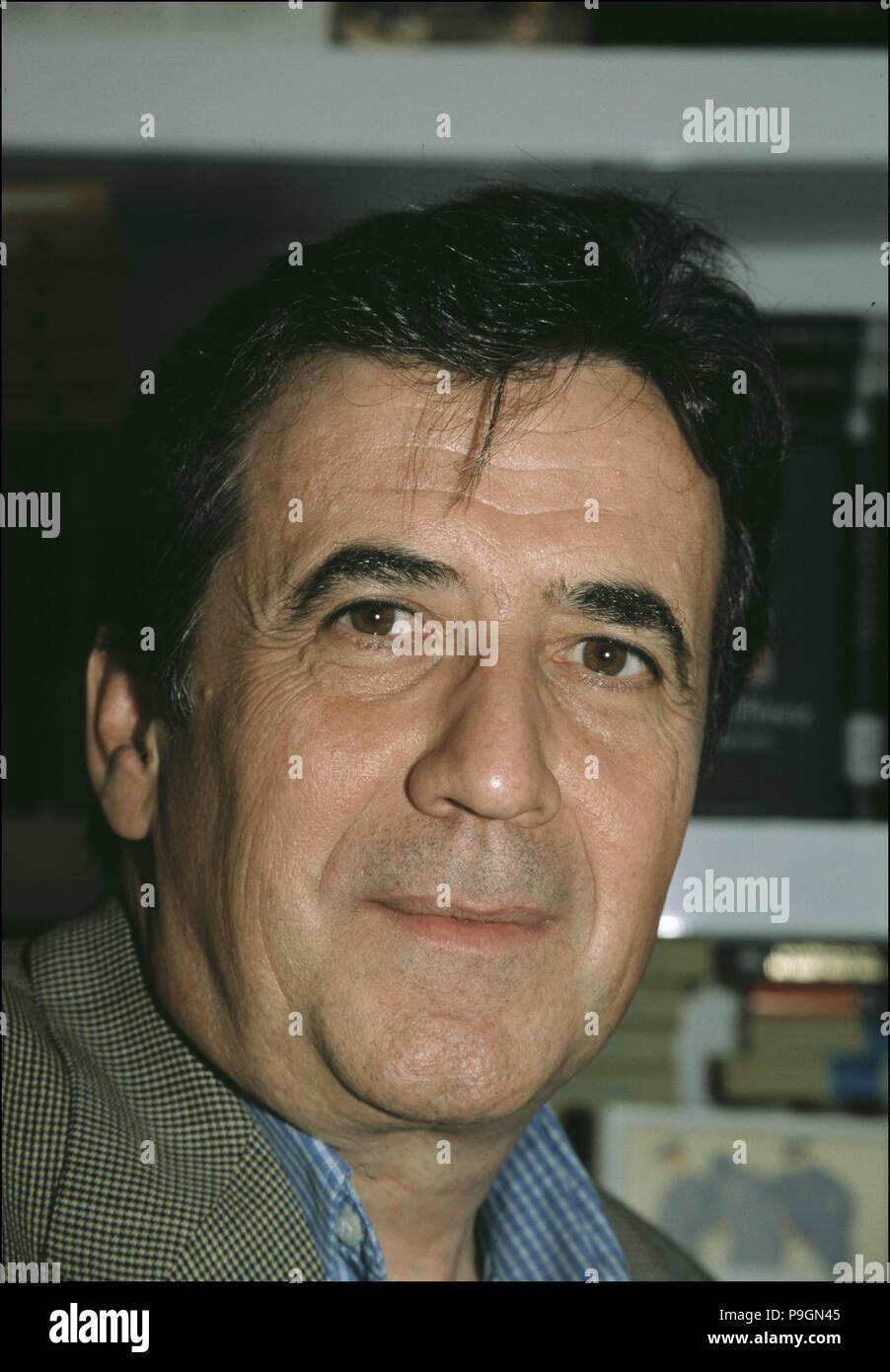 Luis Landero (1948-), Spanish writer. - Stock Image