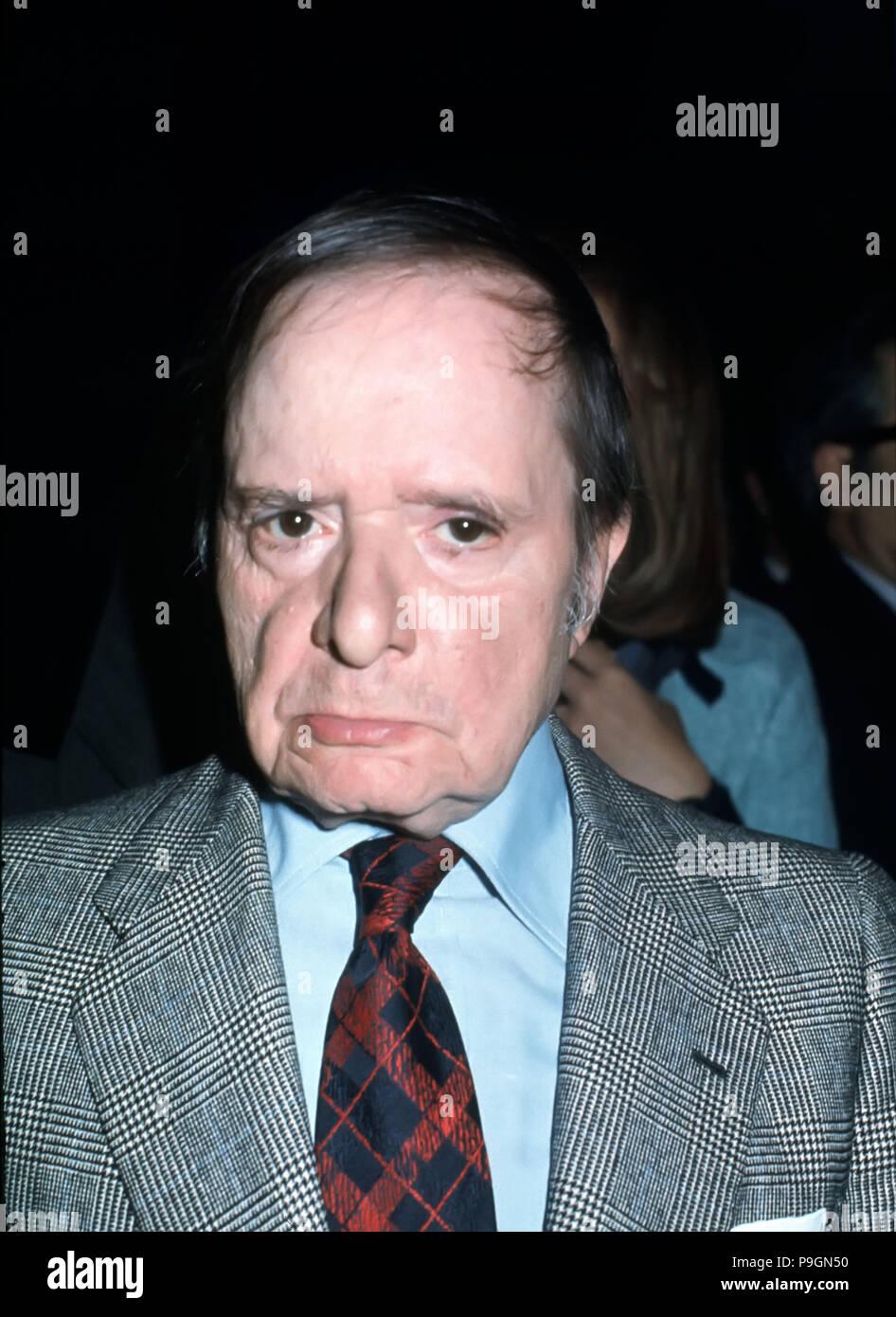 Miguel Mihura (1905-1977), Spanish writer. - Stock Image
