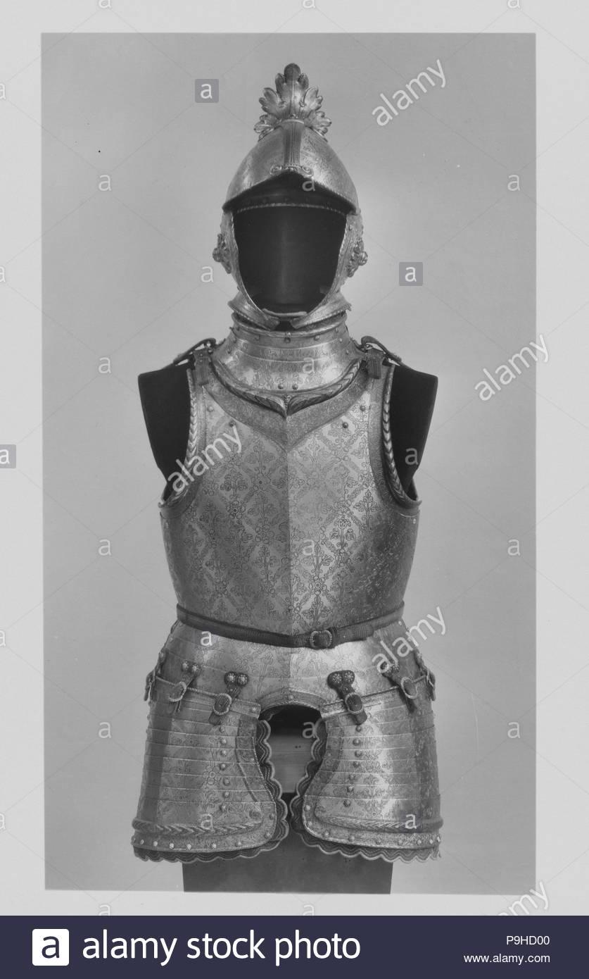 1 12 Infantry Stock Photos Images Alamy Laser Engraver The Electronic Mercenary Armor Of Giovanni Battista Bourbon Del Monte 15411614 Ca 1590