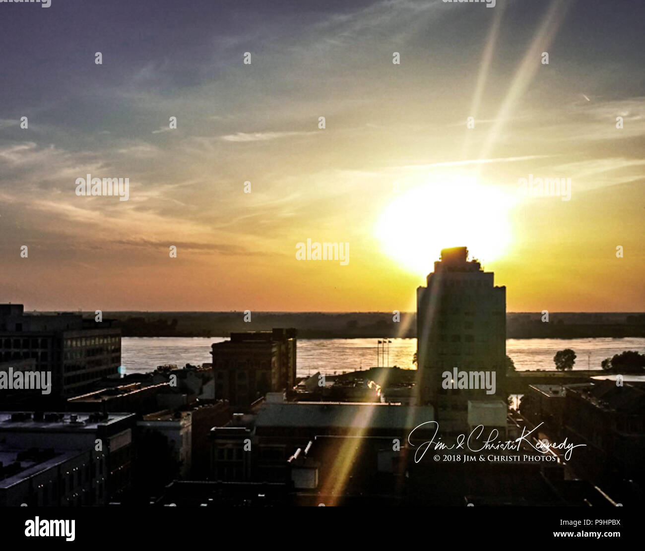 beautiful landscapes and city scapes, - Stock Image