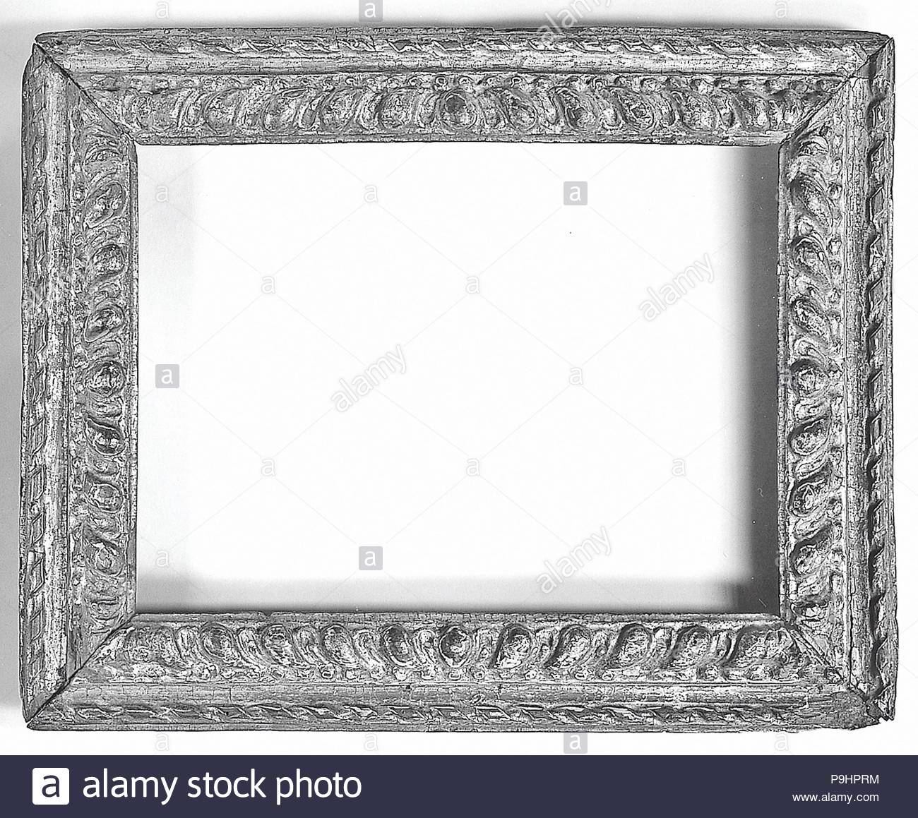 Wood Frame Decorated Gold Inside Dimension Approx Antiques 62x77 Cm