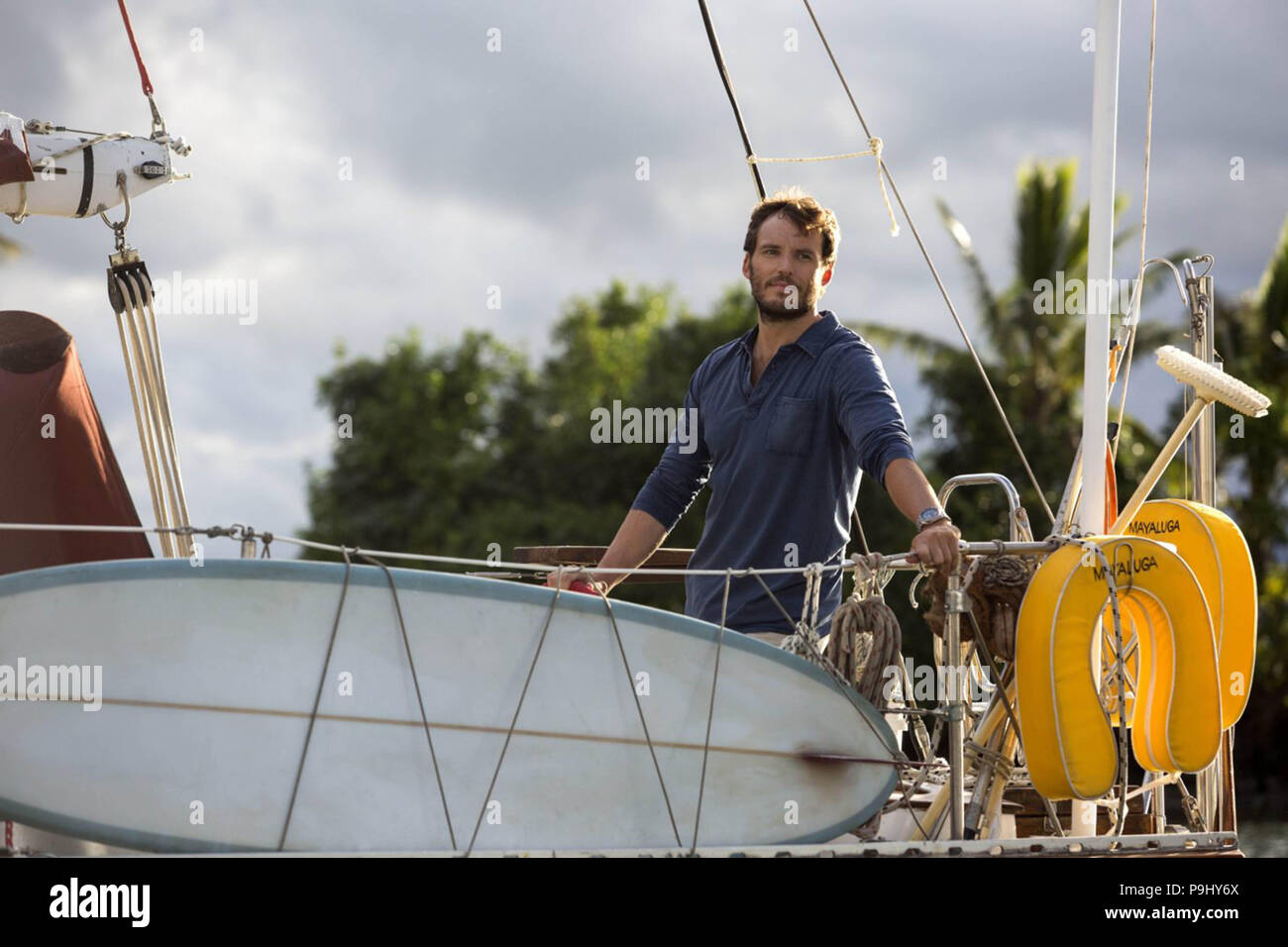 Download Film Adrift 2018