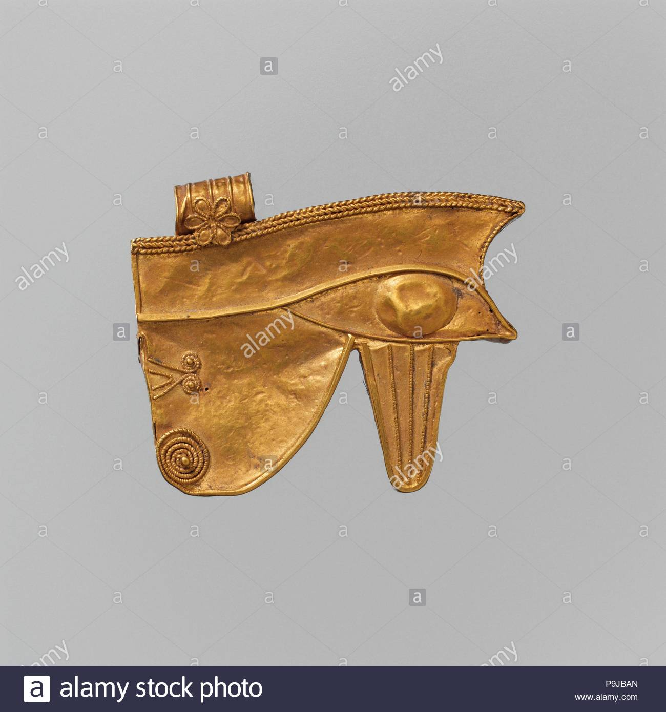Wedjat Eye Amulet Late Period Dynasty 2629 664380 Bc From