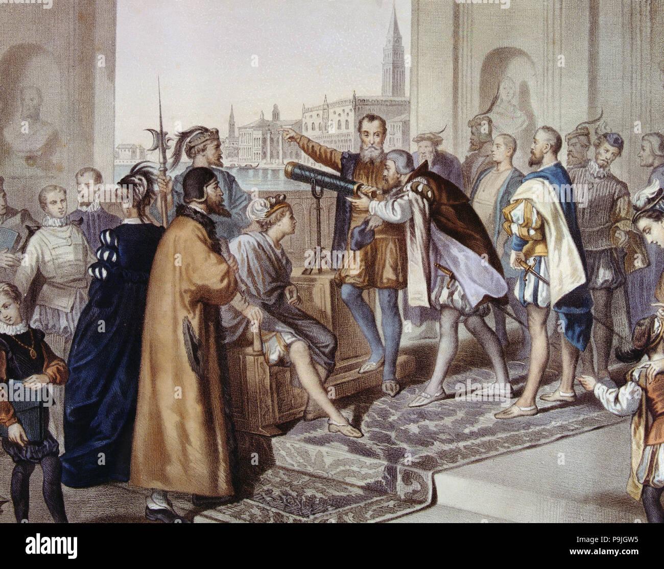 Galileo Erfindungen