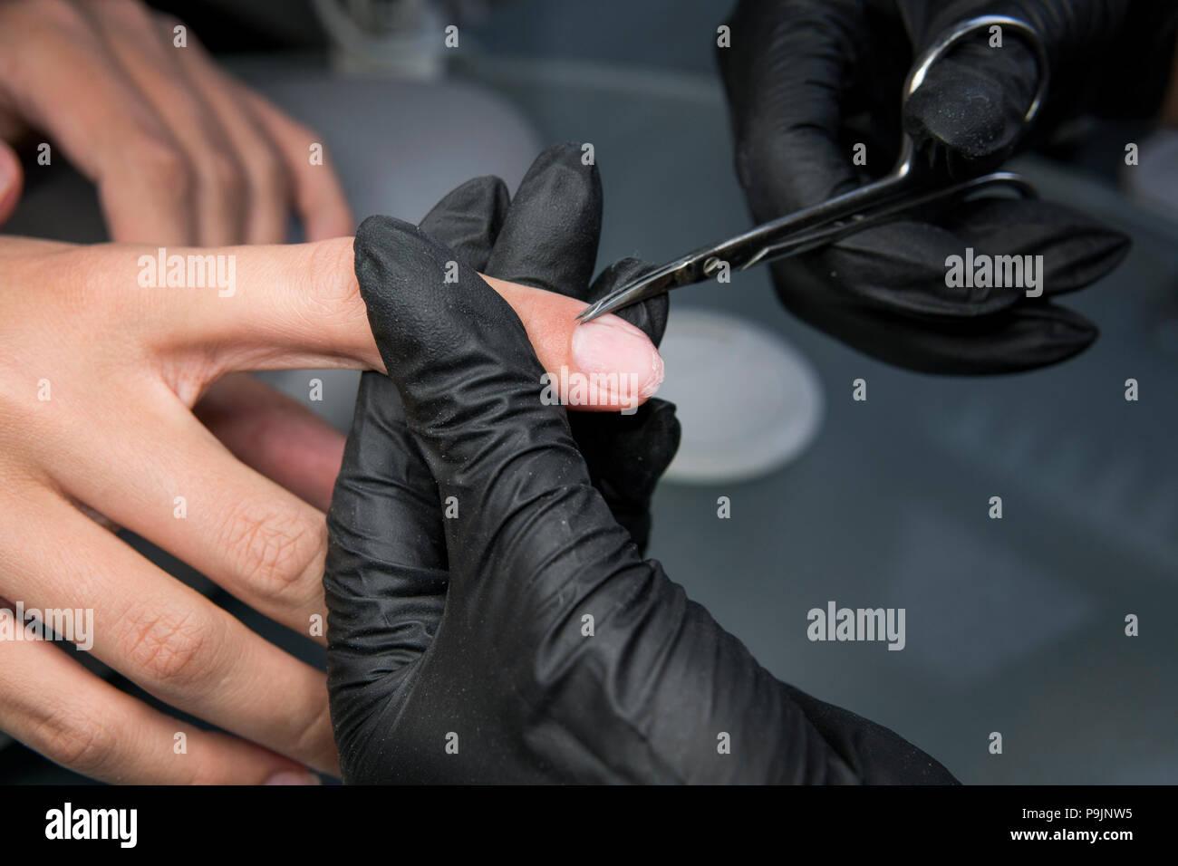 Nail Spa Stock Photos & Nail Spa Stock Images - Alamy