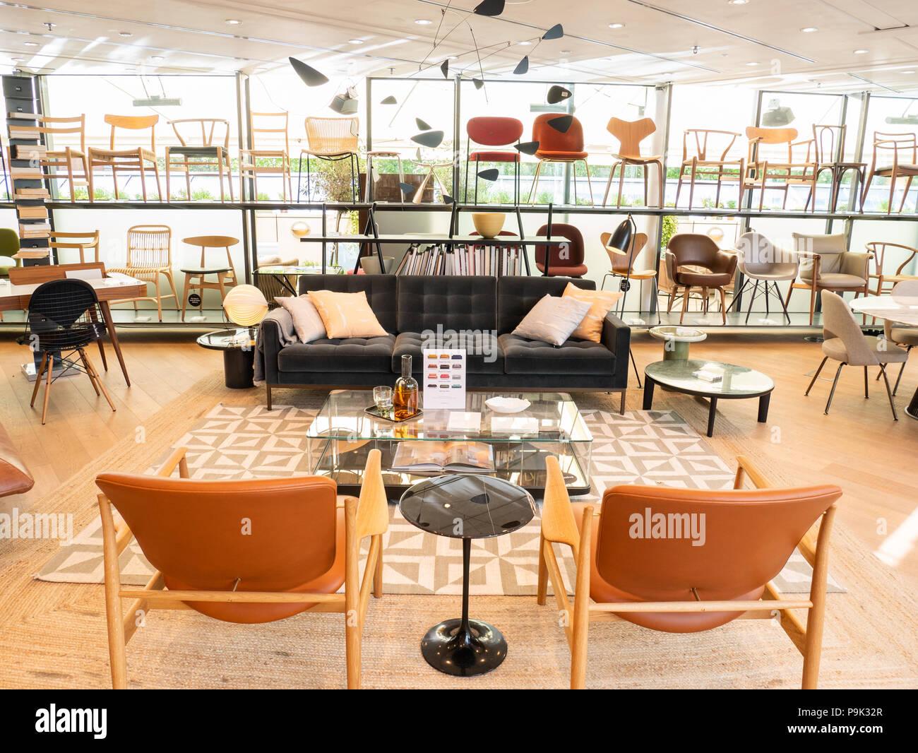 The Conran Shop, Marylebone, London, UK - Stock Image