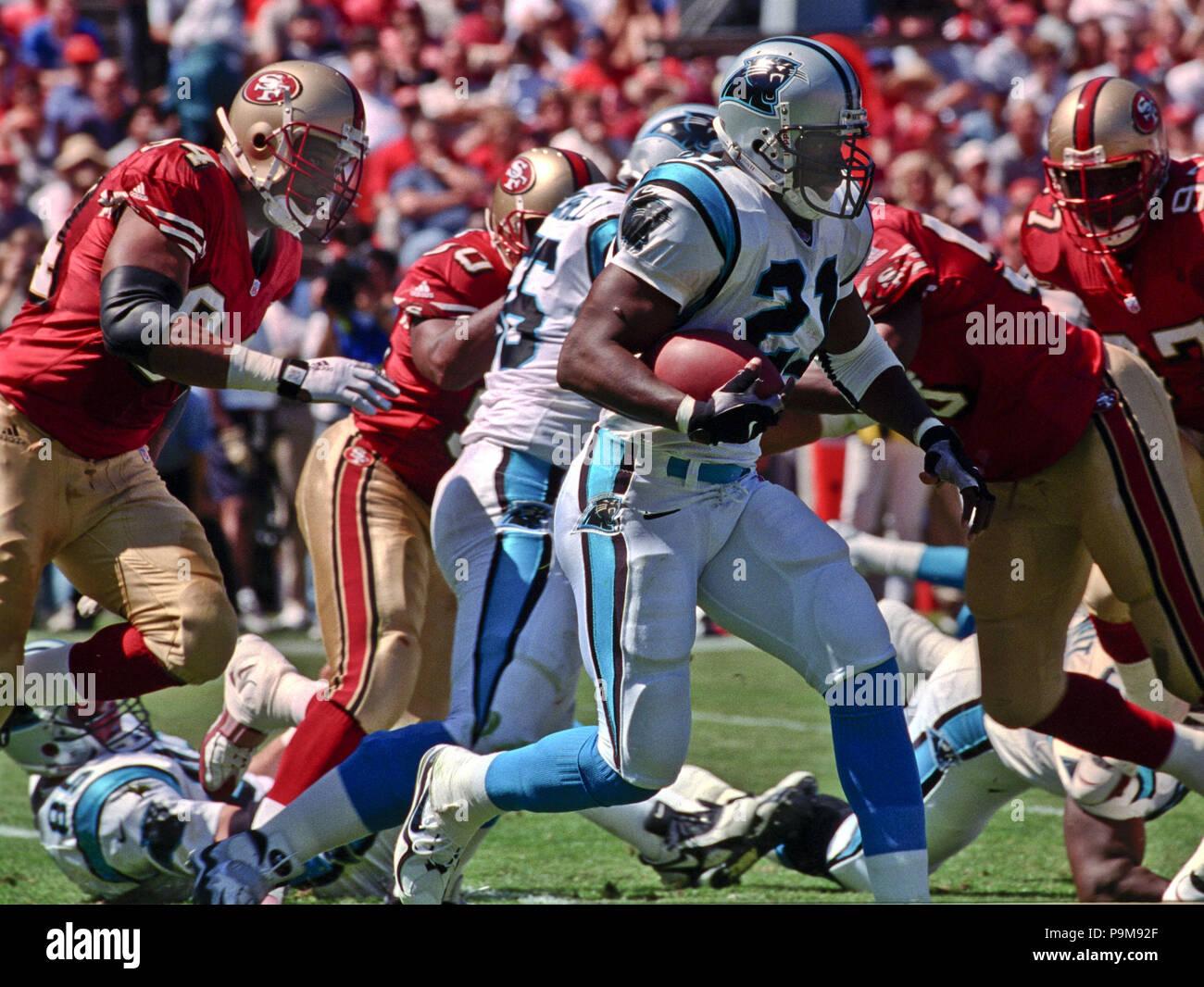 b9585ee02 Carolina Panthers at Candlestick Park Sunday