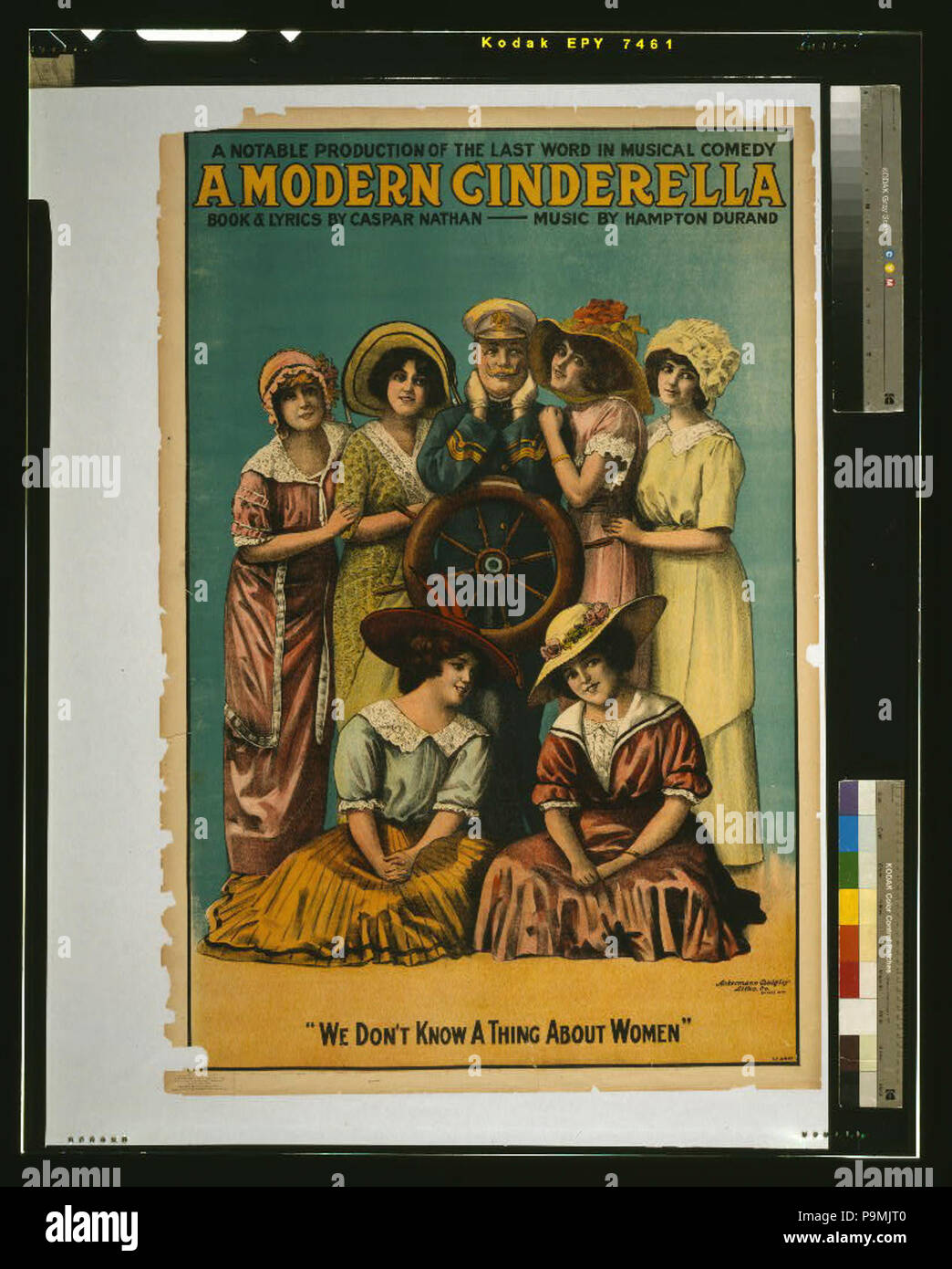 A modern Cinderella a notable production of the last word in