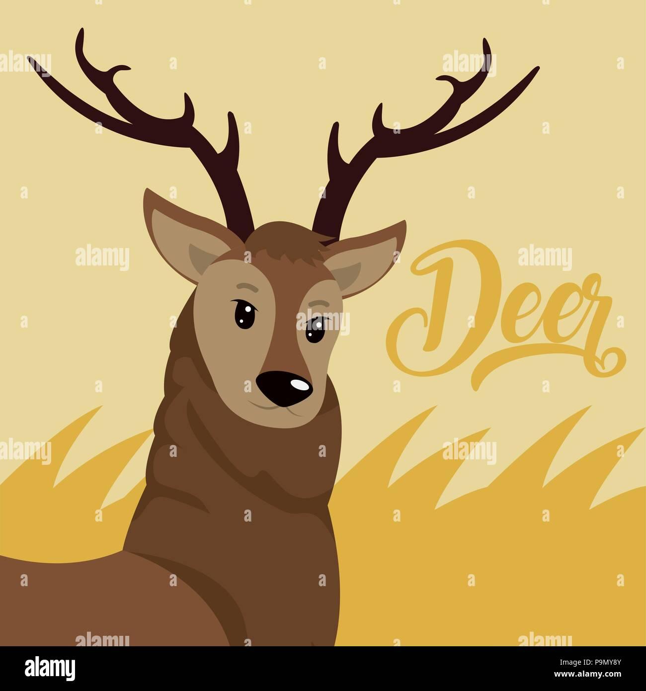 Deer Mascot Stock Photos & Deer Mascot Stock Images - Alamy