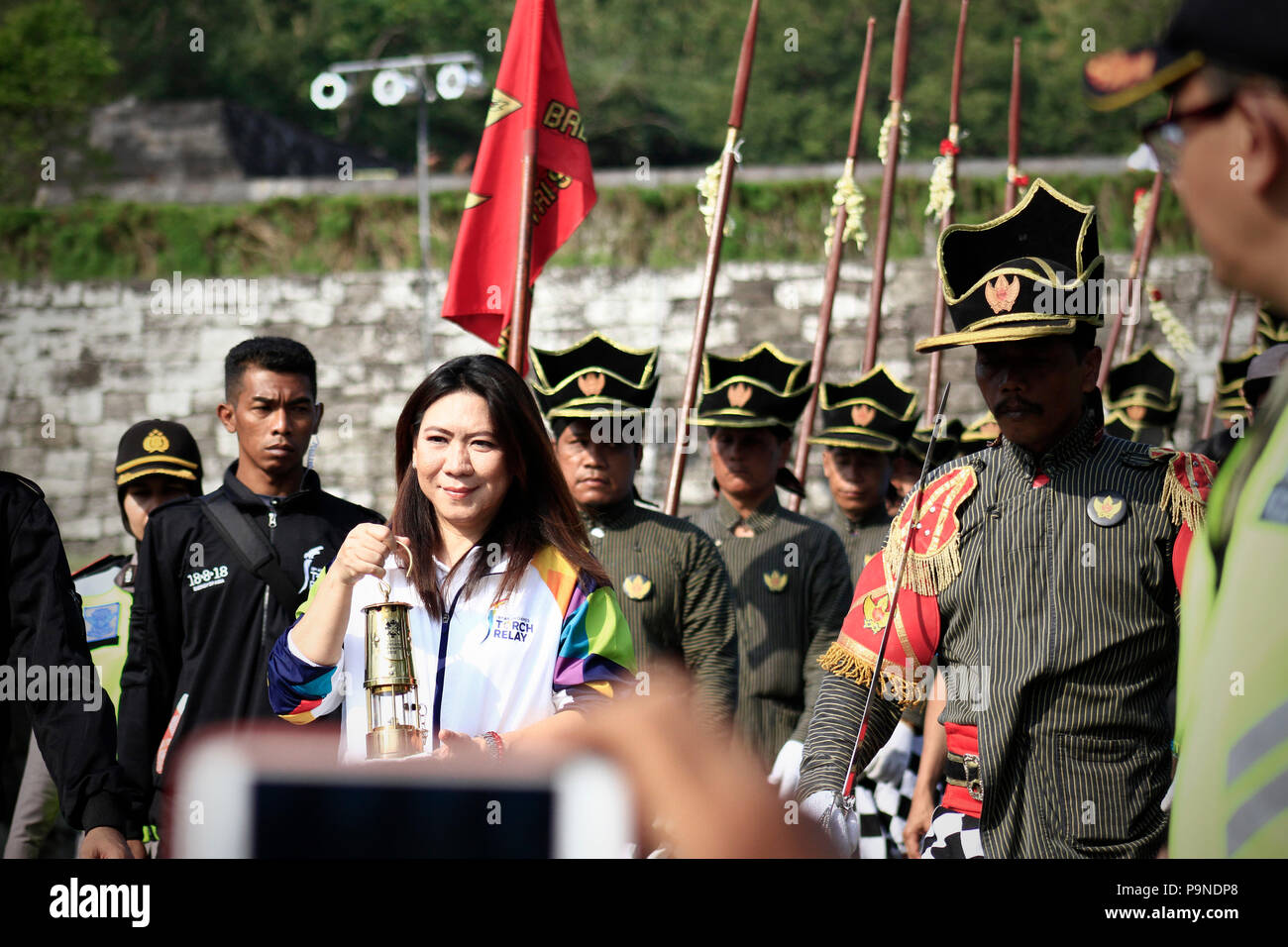 18th Asian Games Jakarta Palembang 2018 Stock Photos & 18th