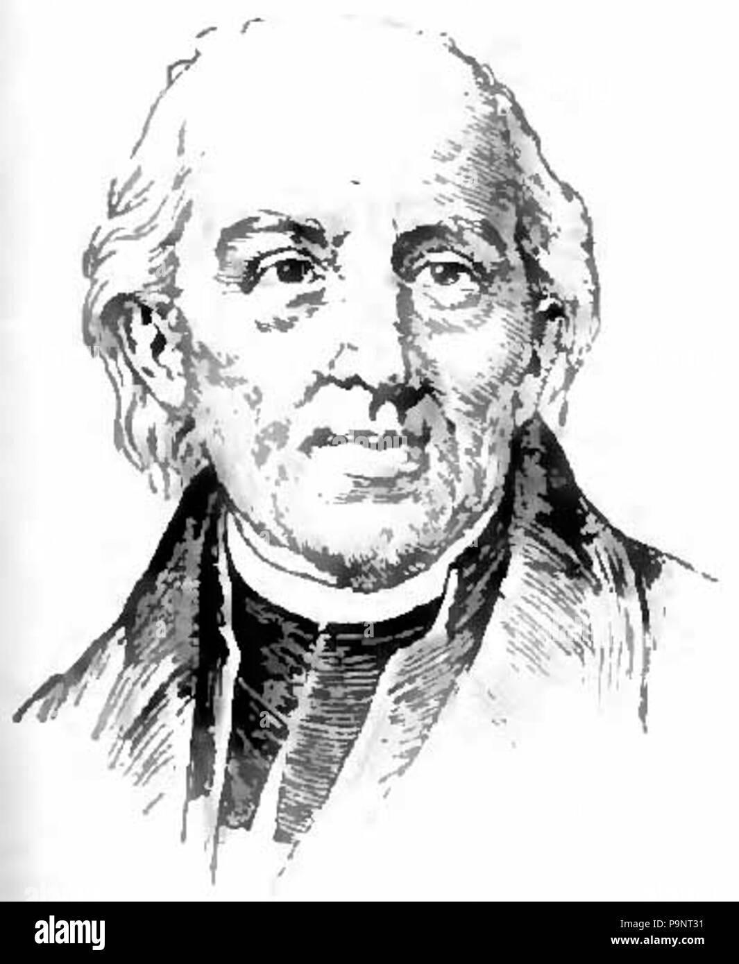 Miguel Hidalgo Y Costilla Black And White Stock Photos