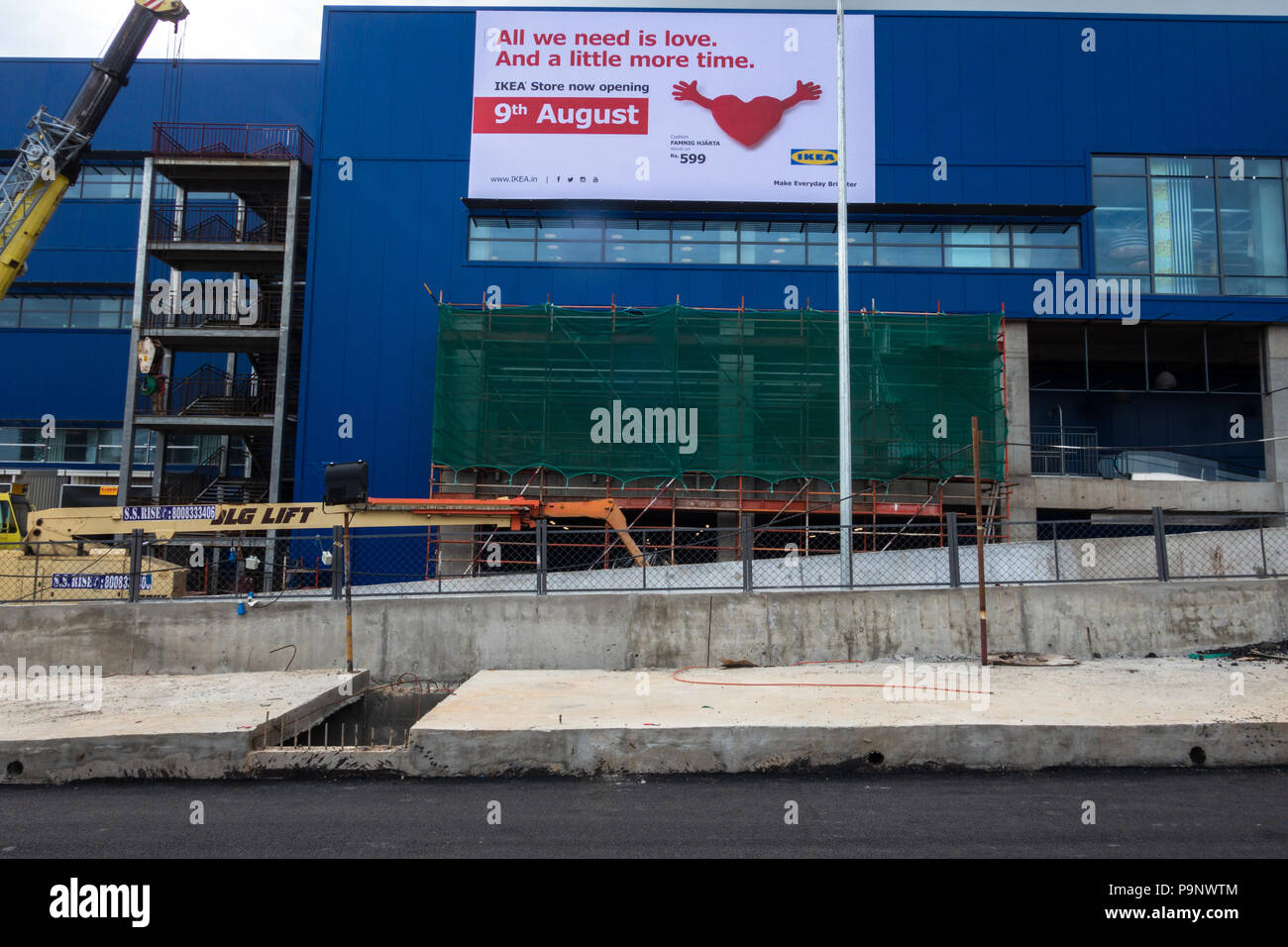 Swedish Furniture Giant Ikea Will Open It S First Store In India On