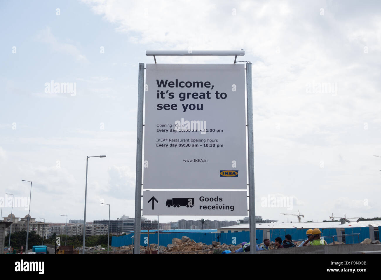 Ikea Hyderabad Stock Photos & Ikea Hyderabad Stock Images - Alamy