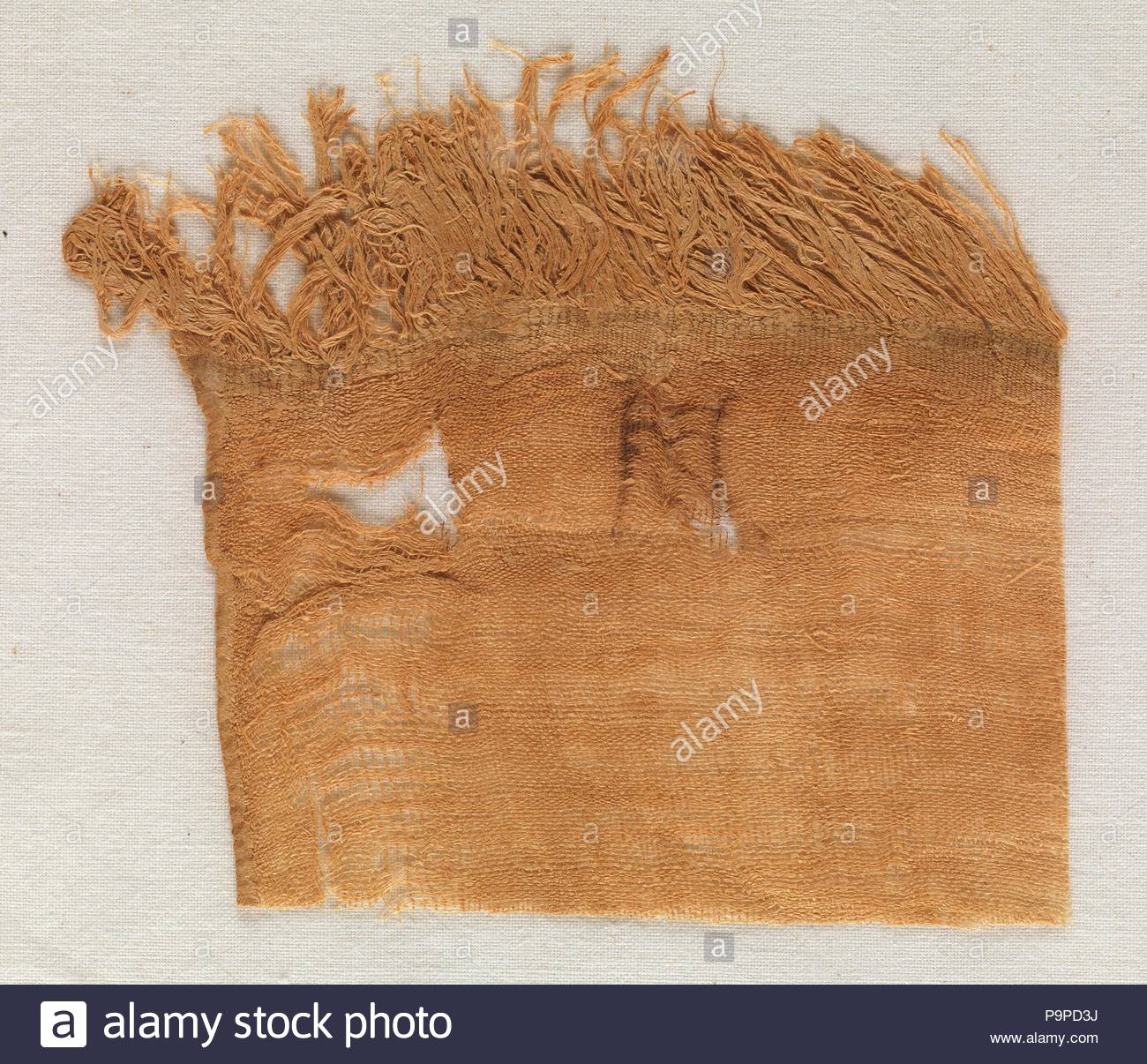 Linen marks from the wrappings of Henhenet's mummy, Middle Kingdom