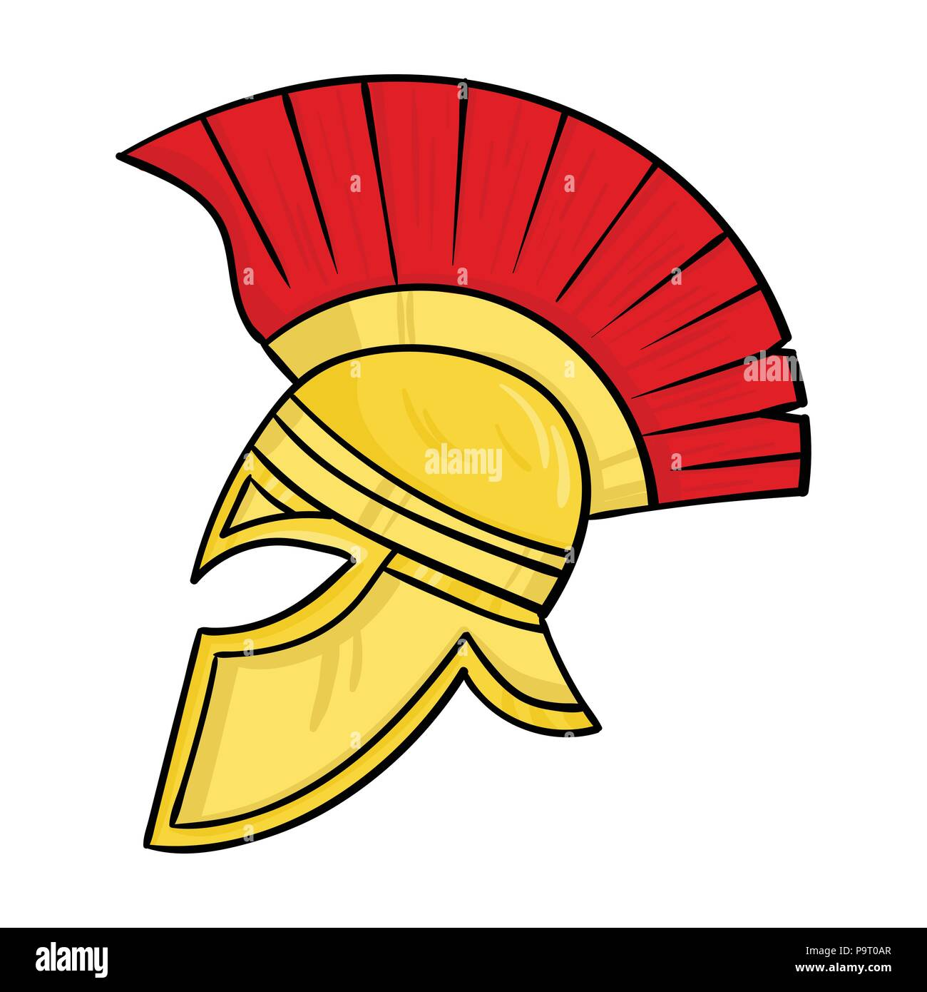 Roman Army Stock Vector Images Alamy