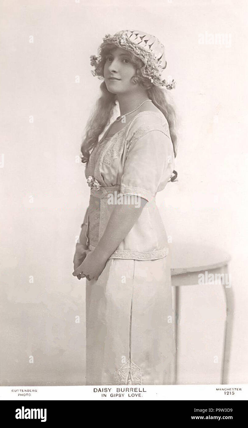 Daisy Burrell Daisy Burrell new picture