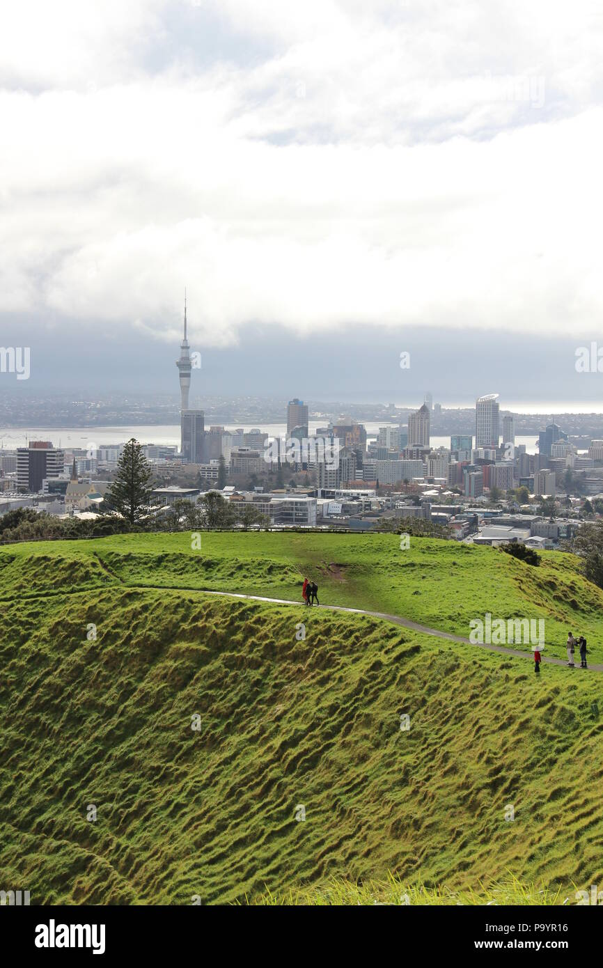 Auckland - Stock Image