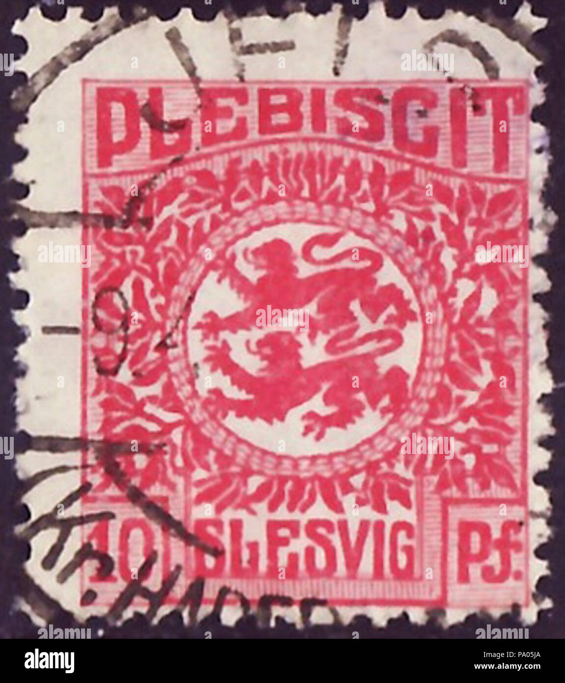 1920 Schleswig plebiscites