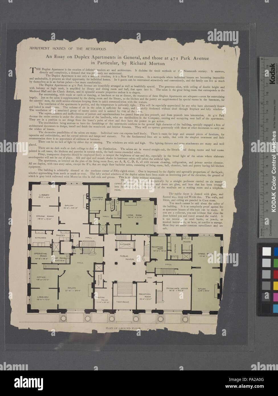 An essay on the floor treasure island thesis