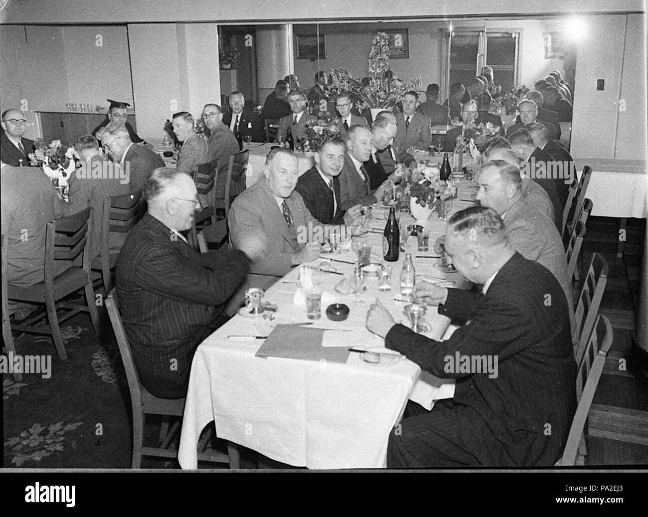 239 SLNSW 131898 Associated Bread Manufacturing Conference - Stock Image